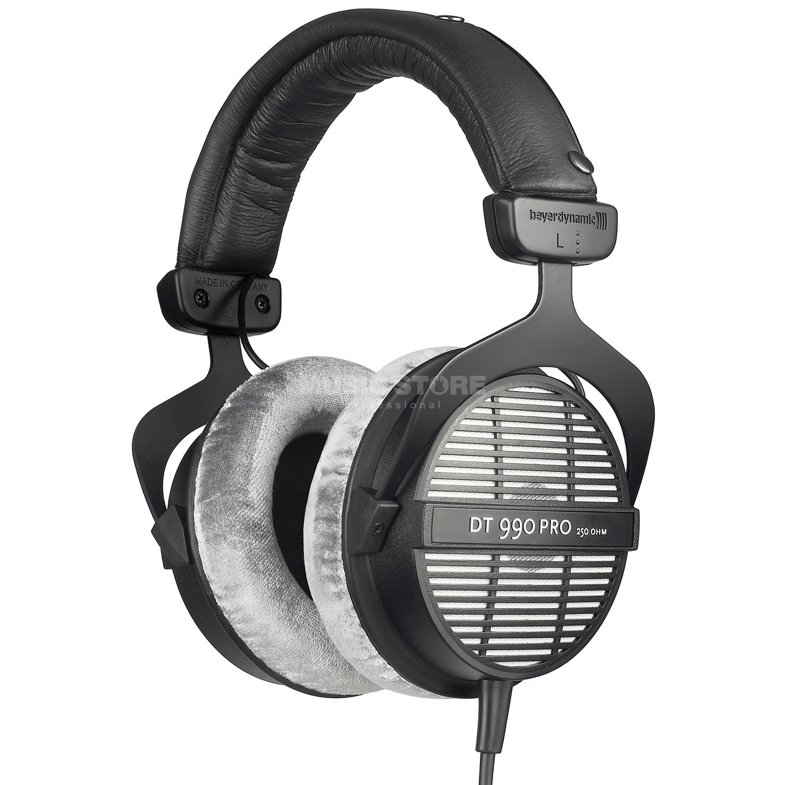 beyerdynamic dt 990 pro 250 ohm open studio headphones dv247