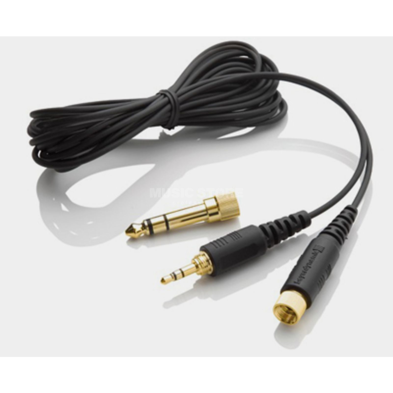 beyerdynamic DT-Extension Kabel, 3m Verlängerung 3,5/6,3mm stereo Product Image