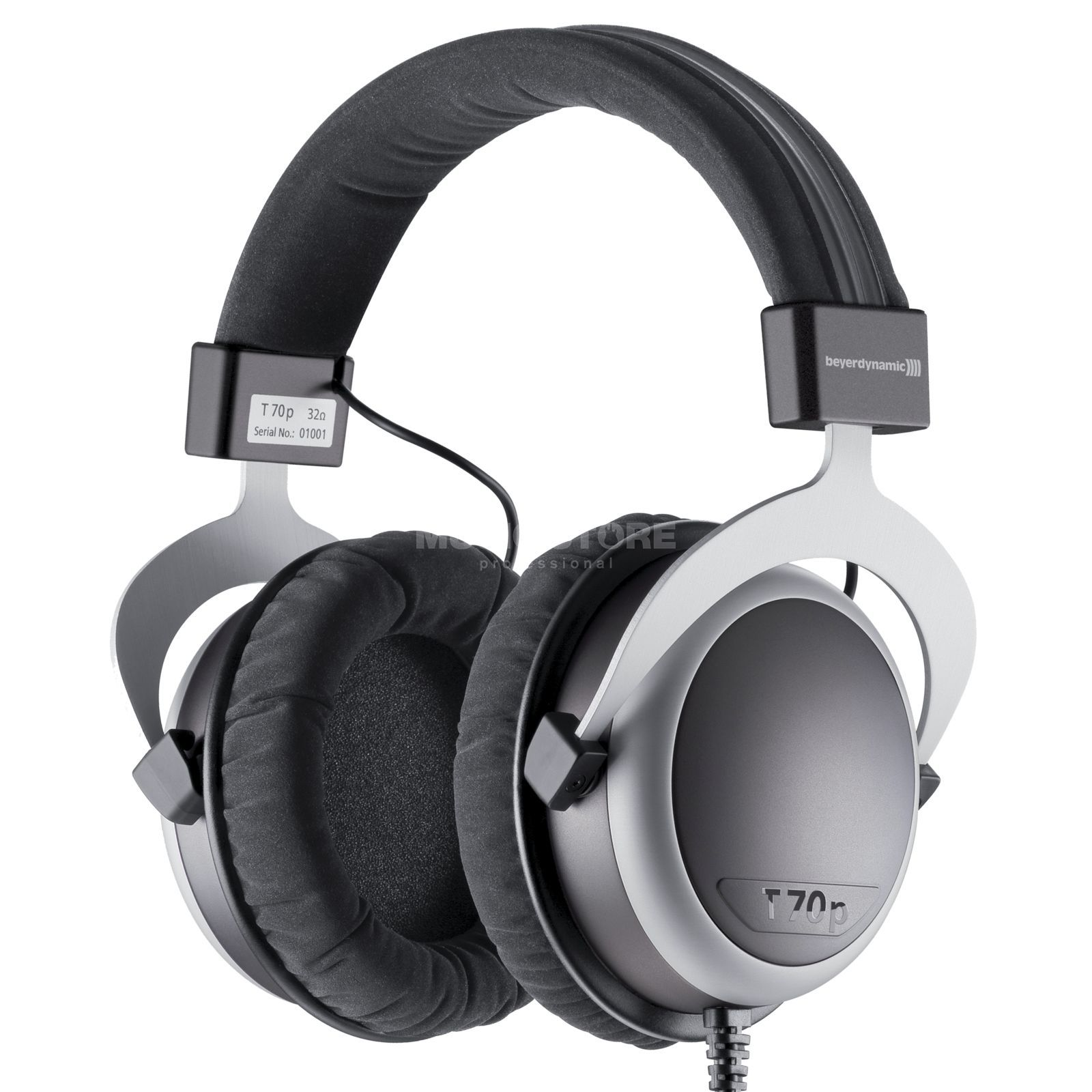 Beyerdynamic T 70p Tesla Headphones closed, 32 Ohm Produktbillede