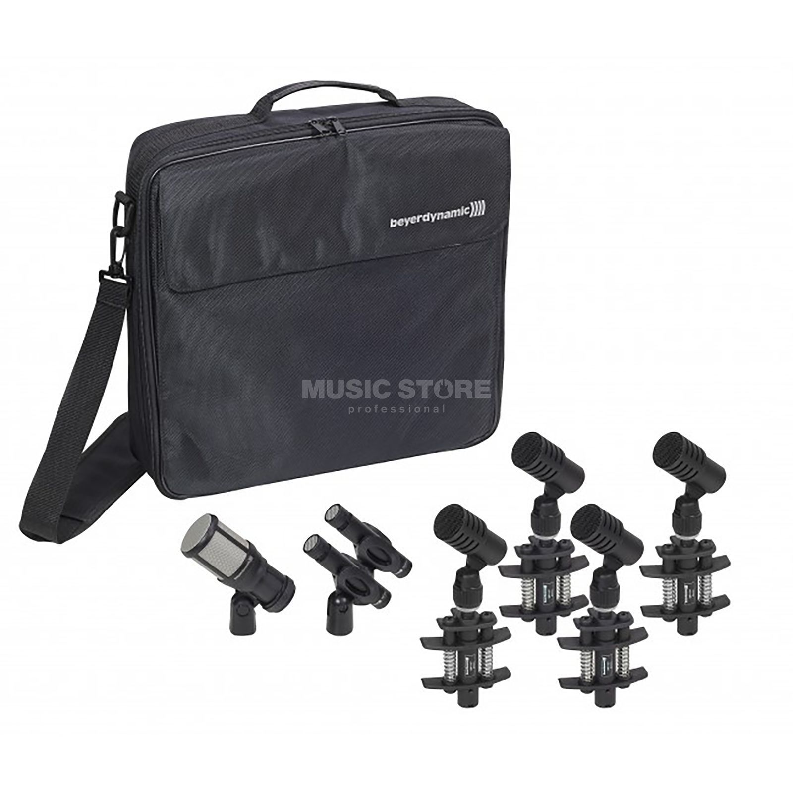 Beyerdynamic TG Drum Set PRO M Drum Mikrofon Set Produktbild