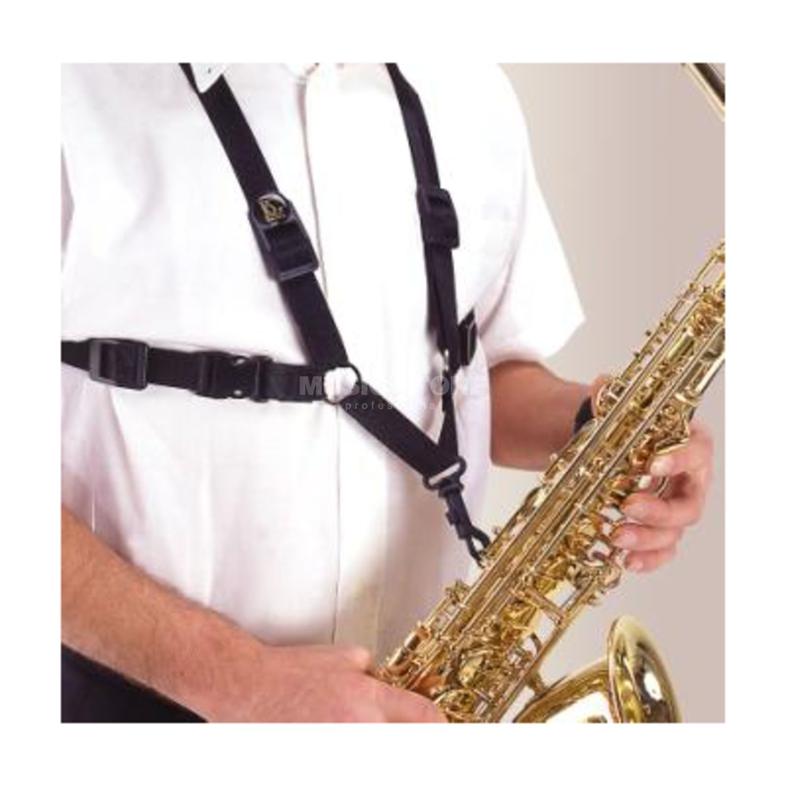 BG S40 SH Carrying Strap Men L for Saxophone Product Image