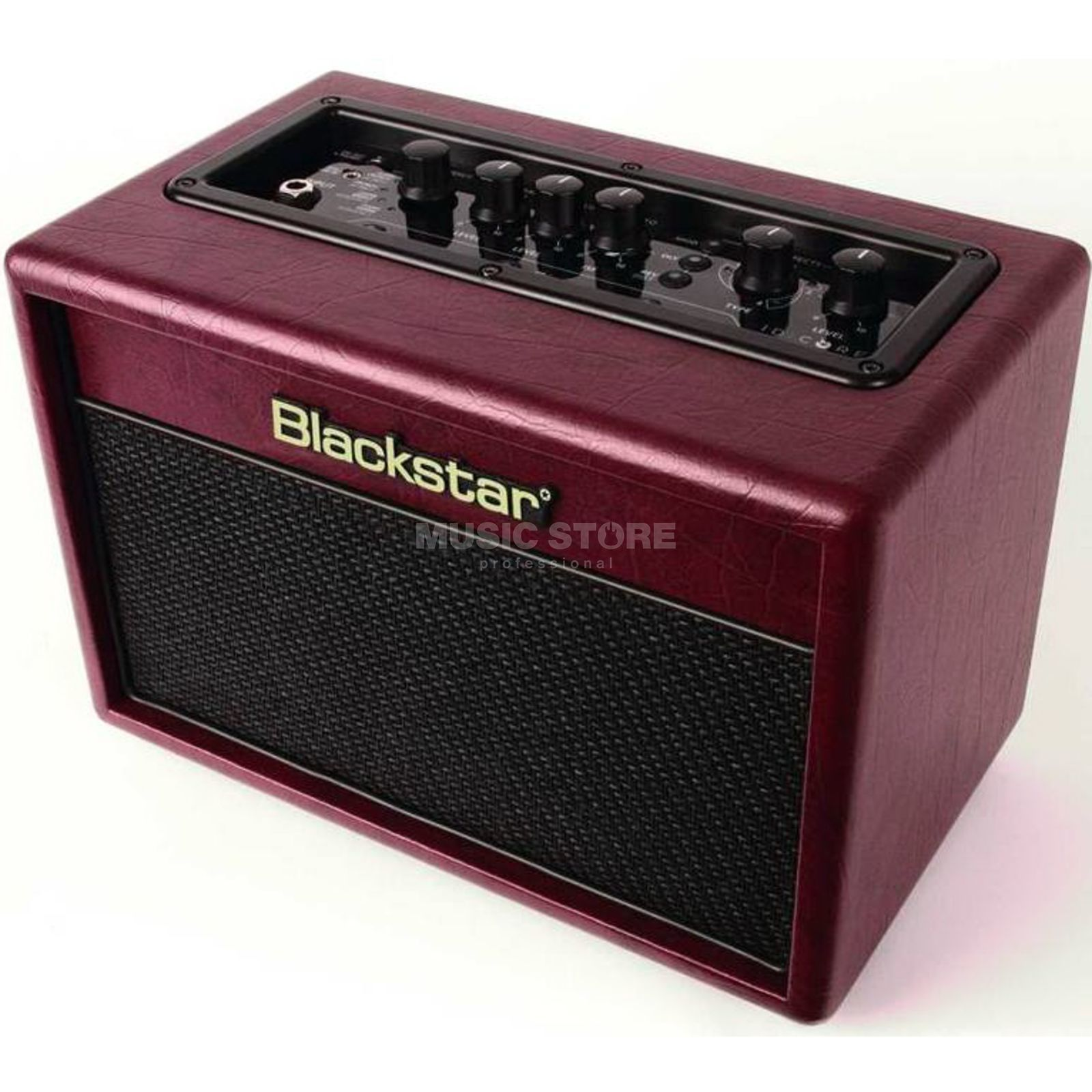 Blackstar ID: Core BEAM Artisan Red Limited Edition Produktbillede