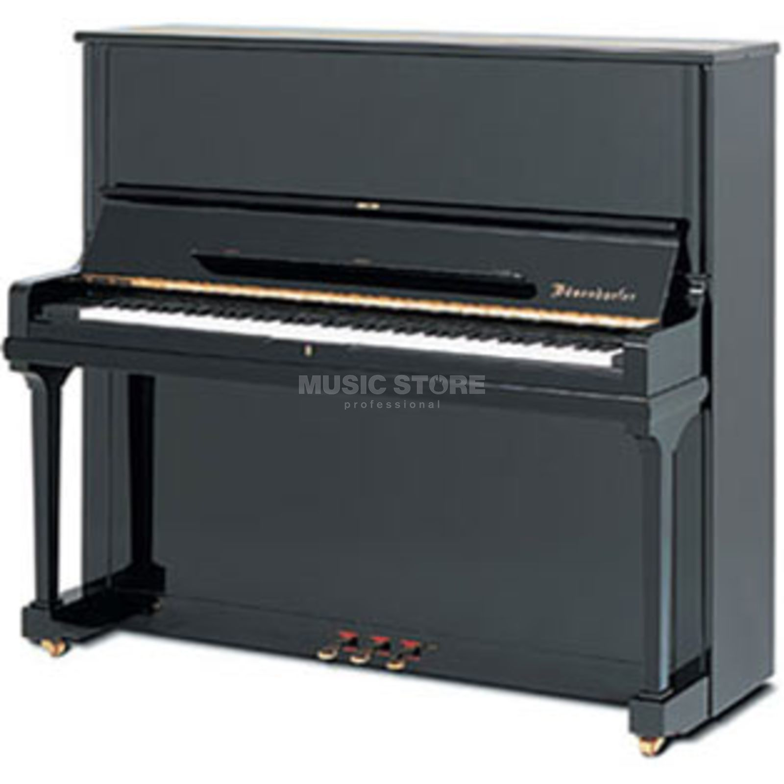 Bösendorfer 130 CL Piano Black polished Produktbillede