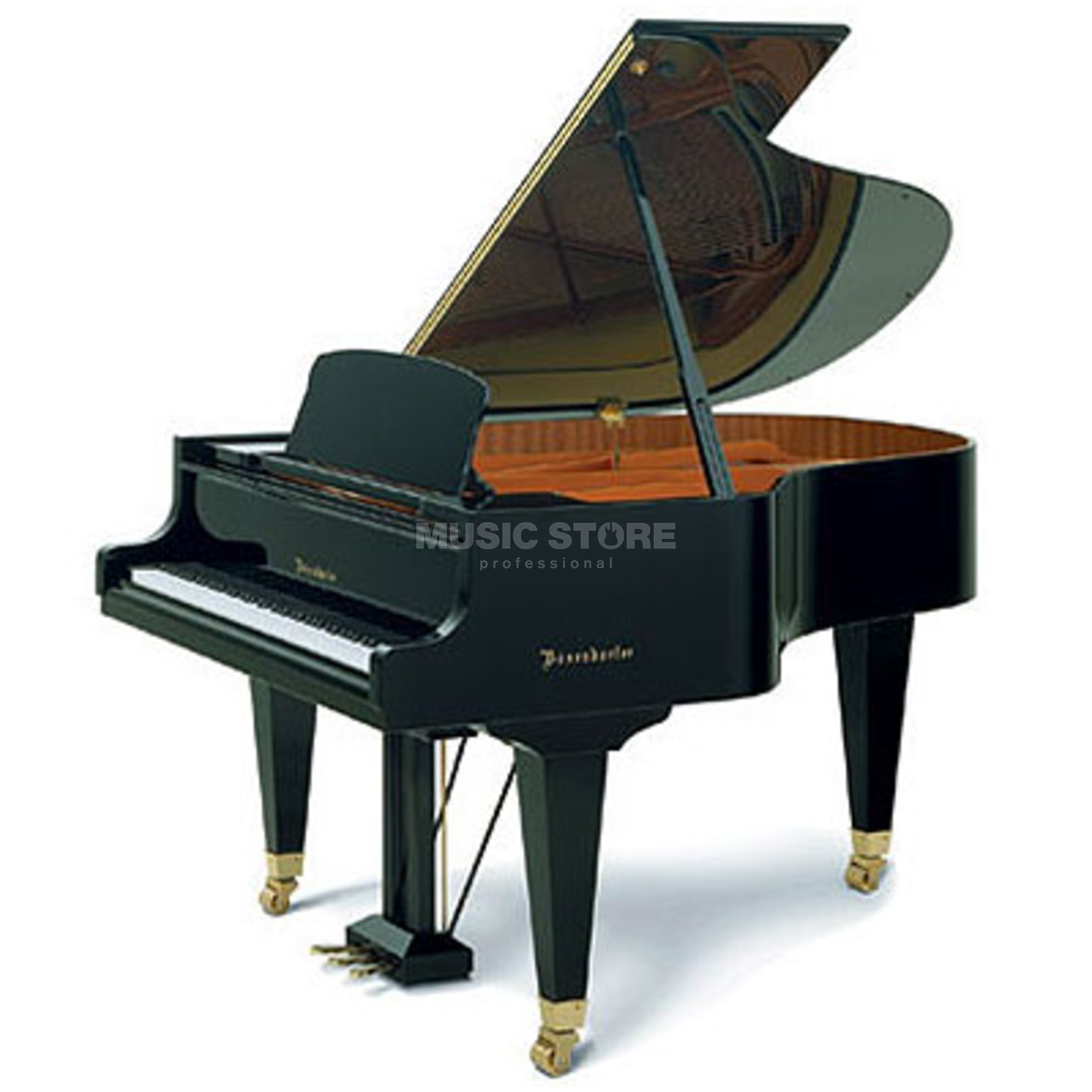 Bösendorfer Grand Model 170 Black polished Produktbillede