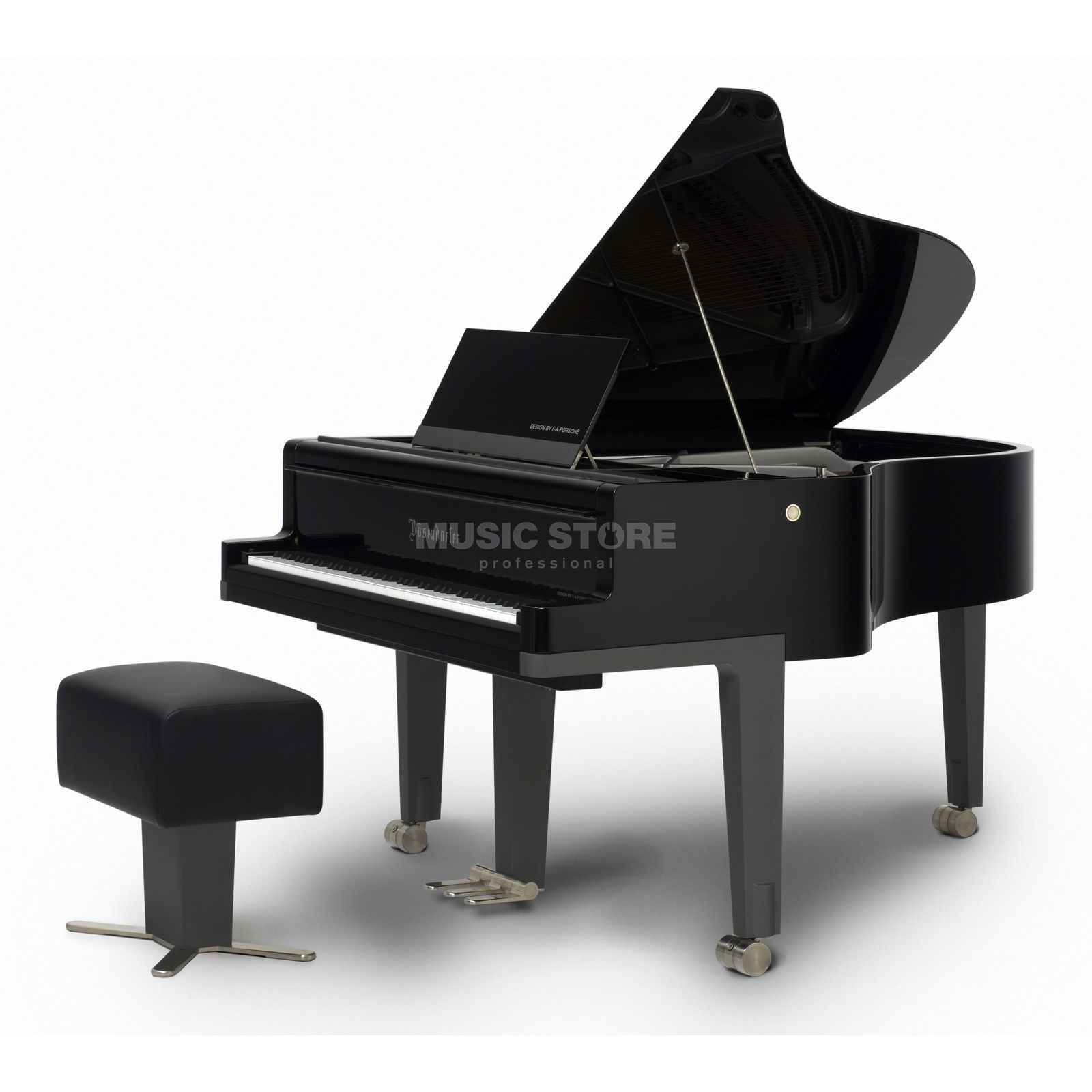 Bösendorfer Grand Model 185 Porsche Design by F.A. Porsche Produktbillede