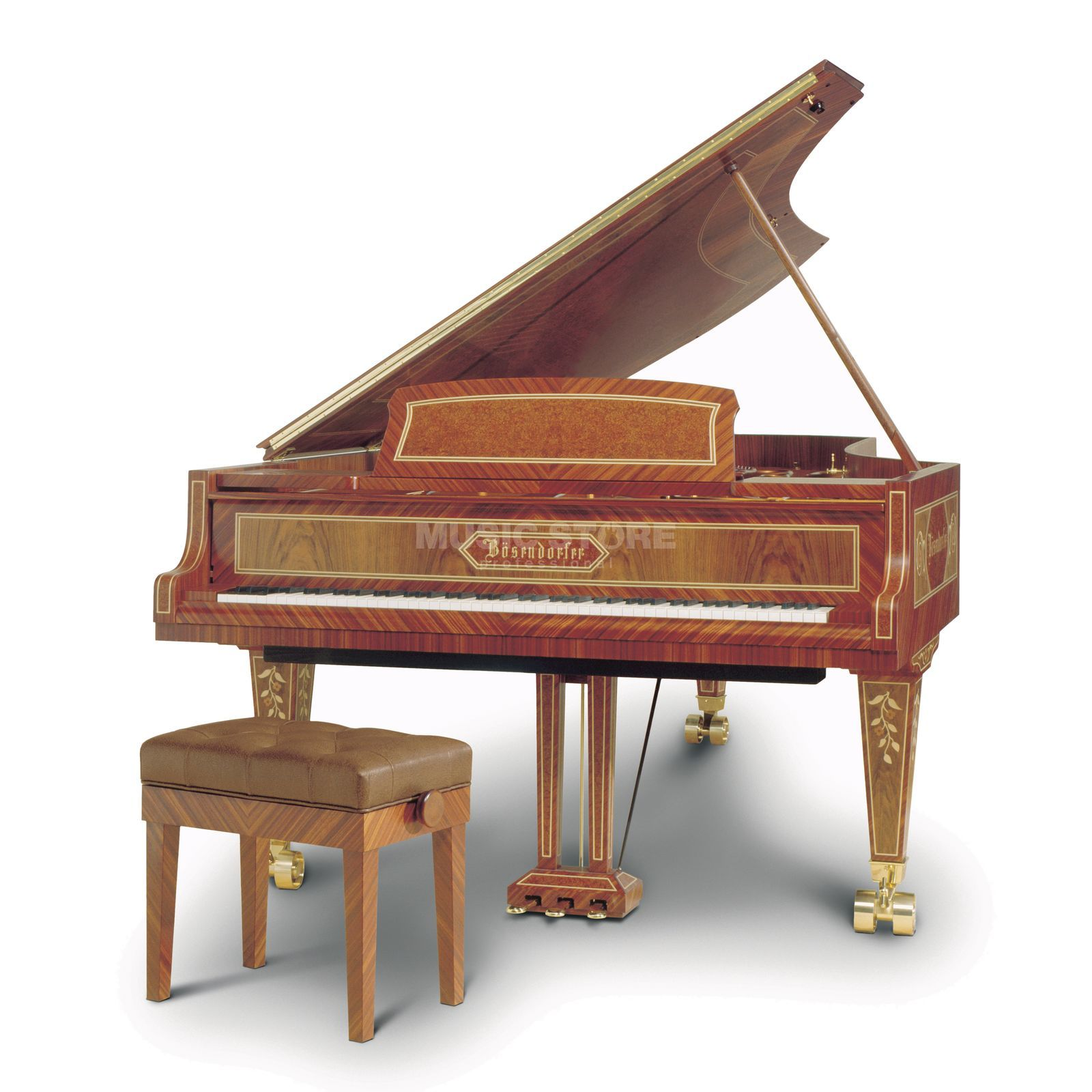Bösendorfer Grand Model 290  Artisan high-gloss polished / satin Produktbillede