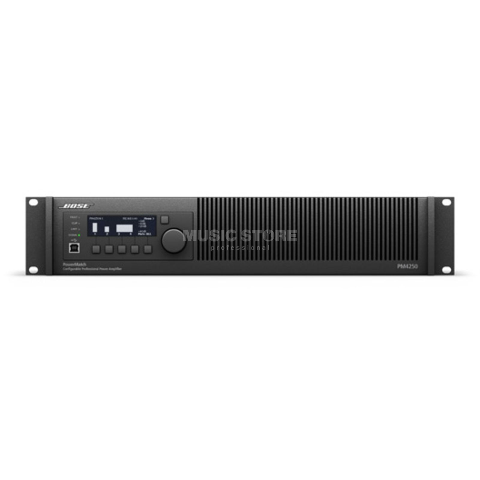 Bose PowerMatch PM4250 Amp config. Power Amp. 4Ch 1000W Produktbild