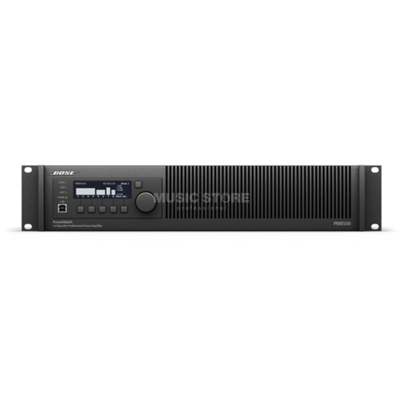Bose PowerMatch PM8500 Amp config. Power Amp. 8Ch 4000W Produktbillede
