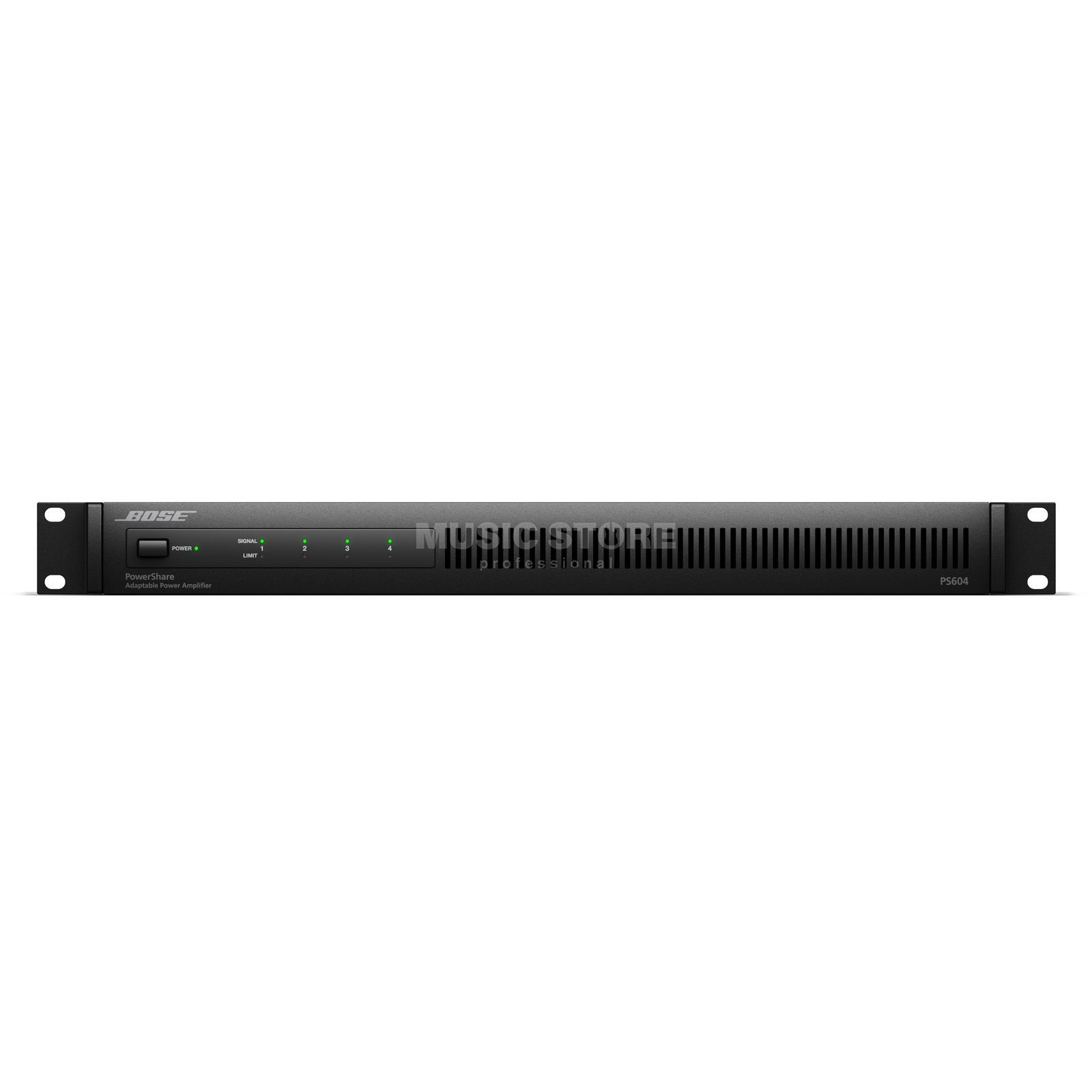 Bose PS 604 PowerShare Amplifier 600W, 4 Channels Produktbild