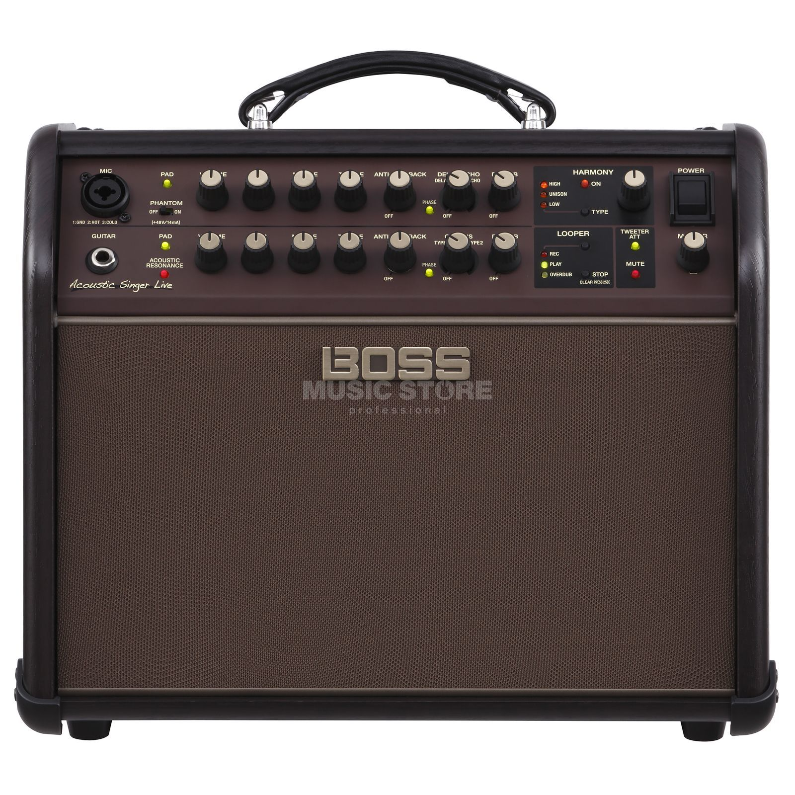 Boss Acoustic Singer Live Product Image