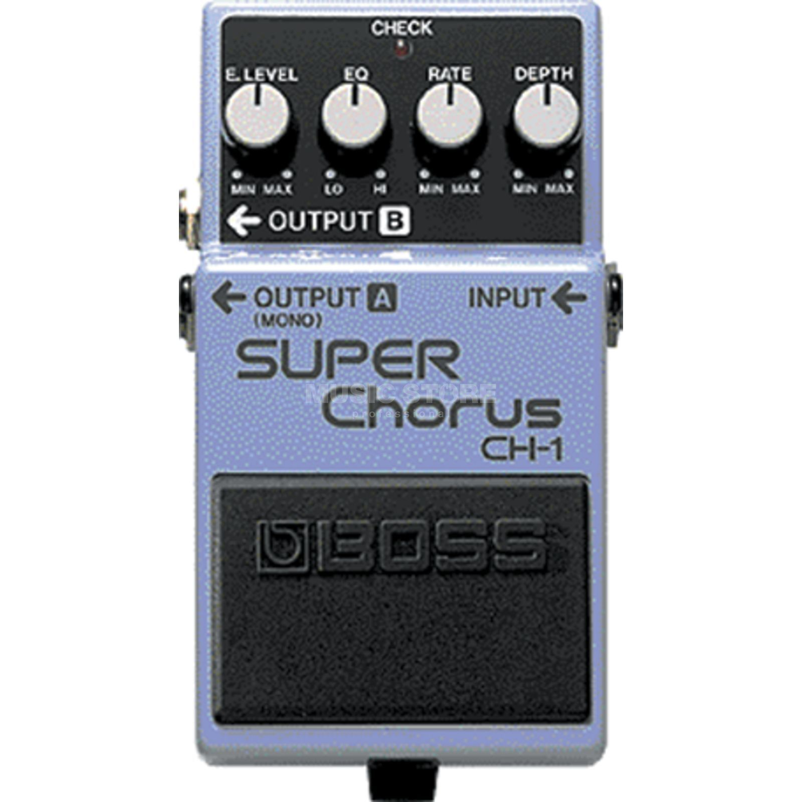Moen Chorus Guitar Effect Pedal Ture Bypass for Electric