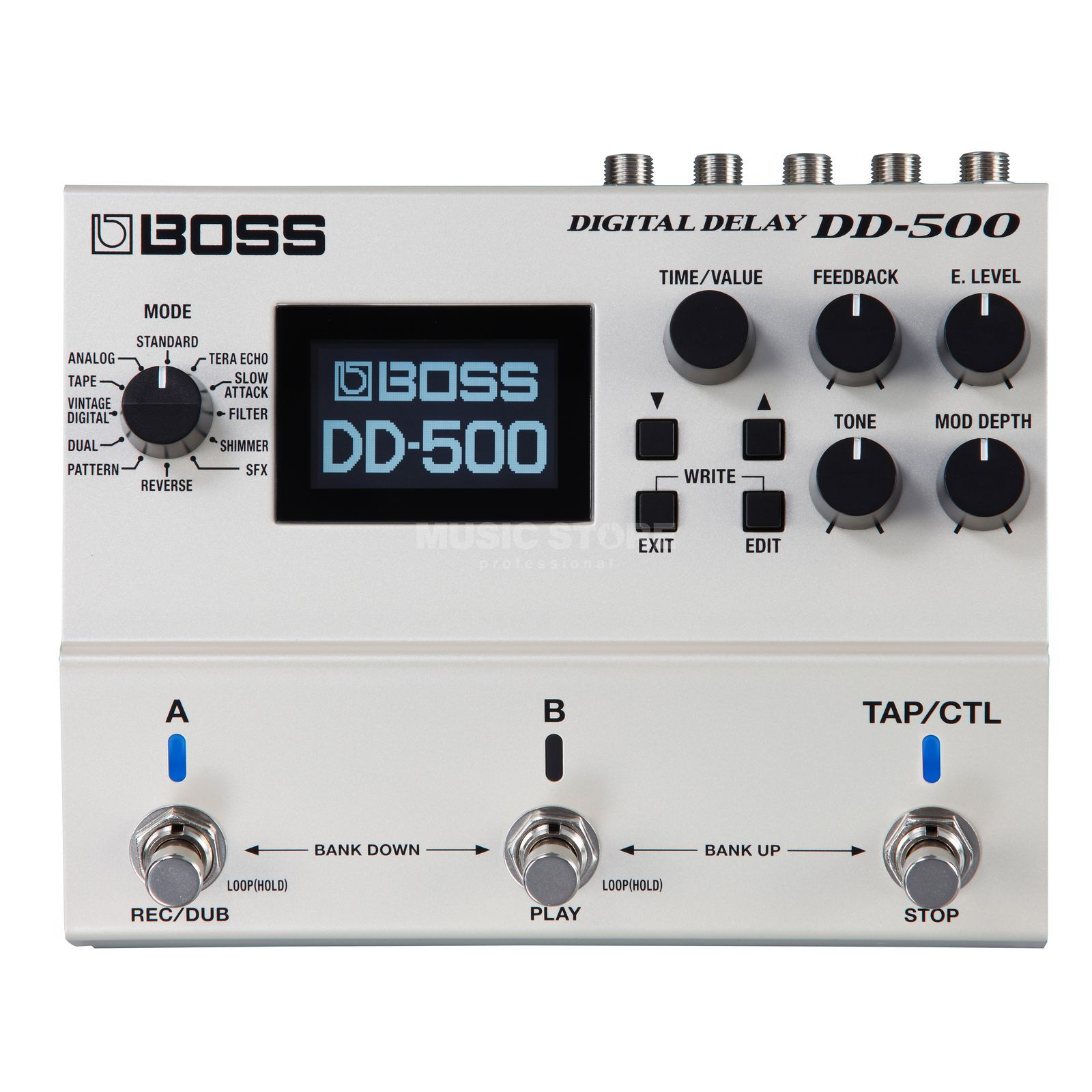 Boss DD-500 Digital Delay Produktbillede