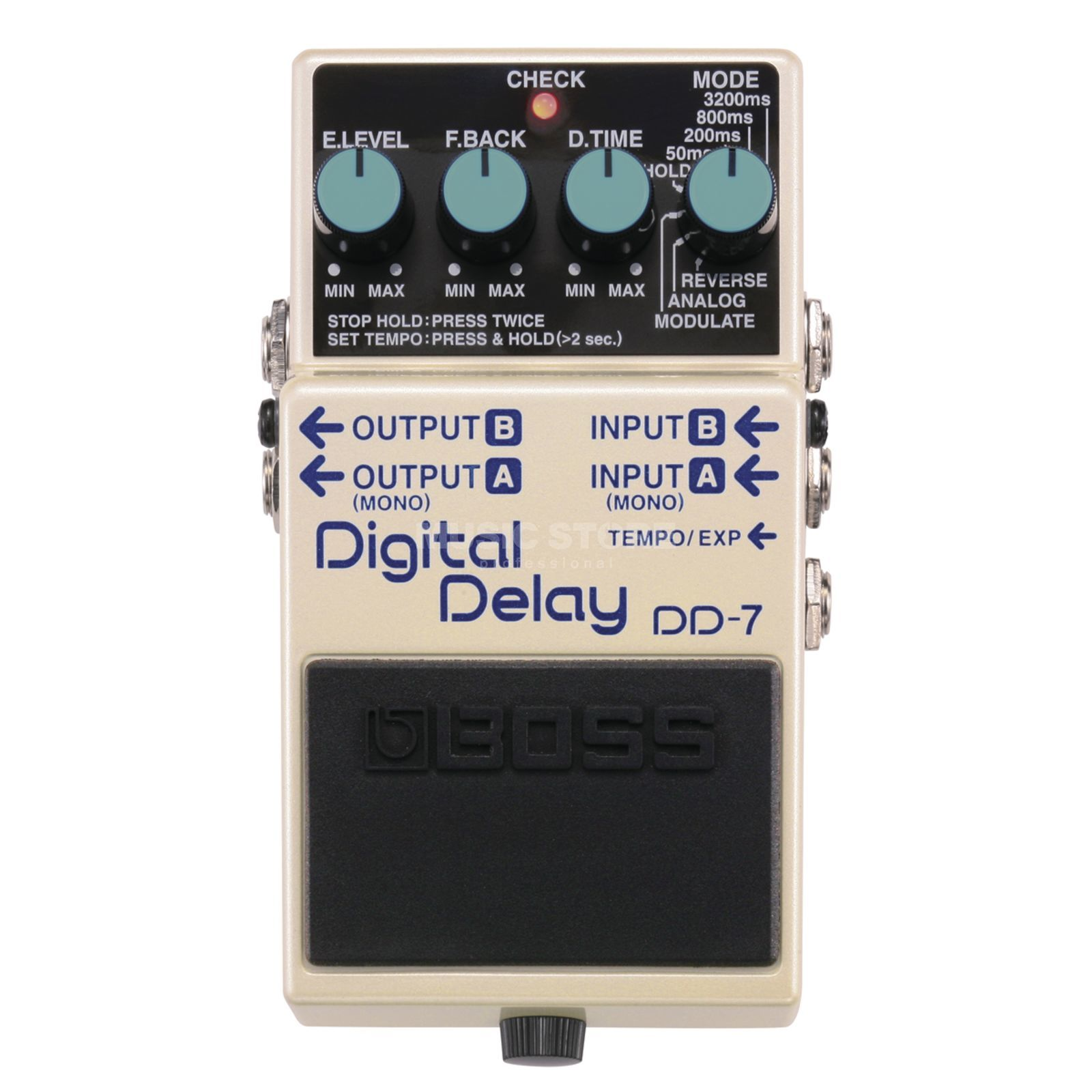 Boss DD-7 Digital Delay Pedal    Product Image