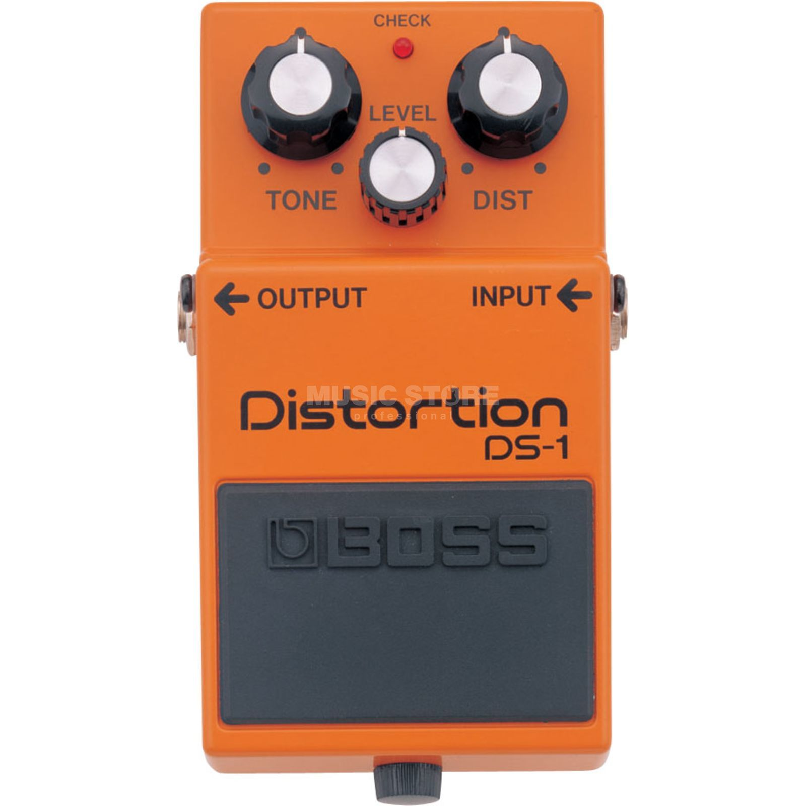 Boss DS-1 Distortion Pedal    Produktbillede