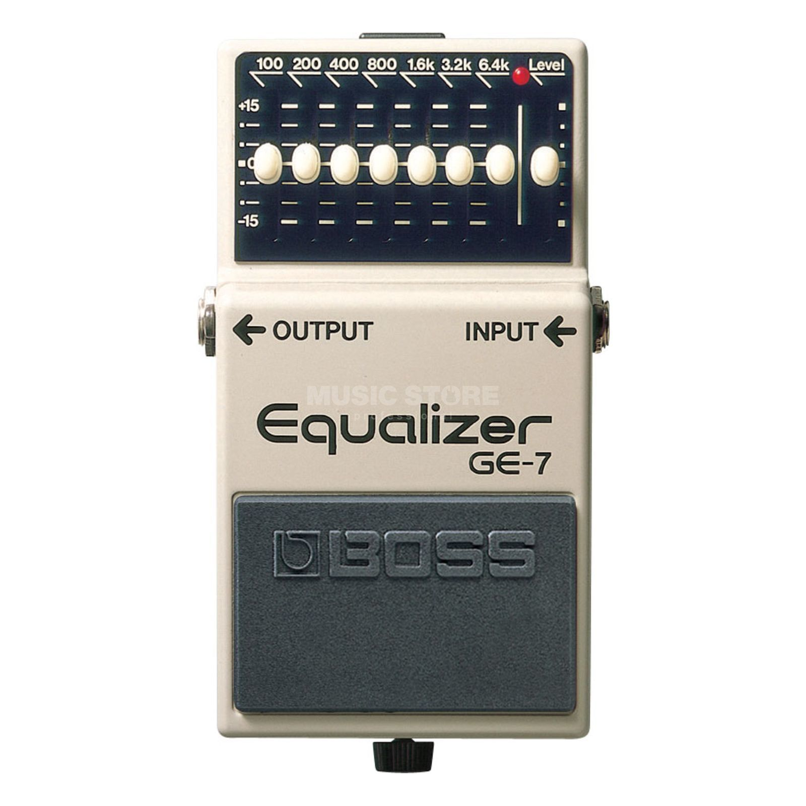 Boss GE-7 Graphic Equalizer Produktbild