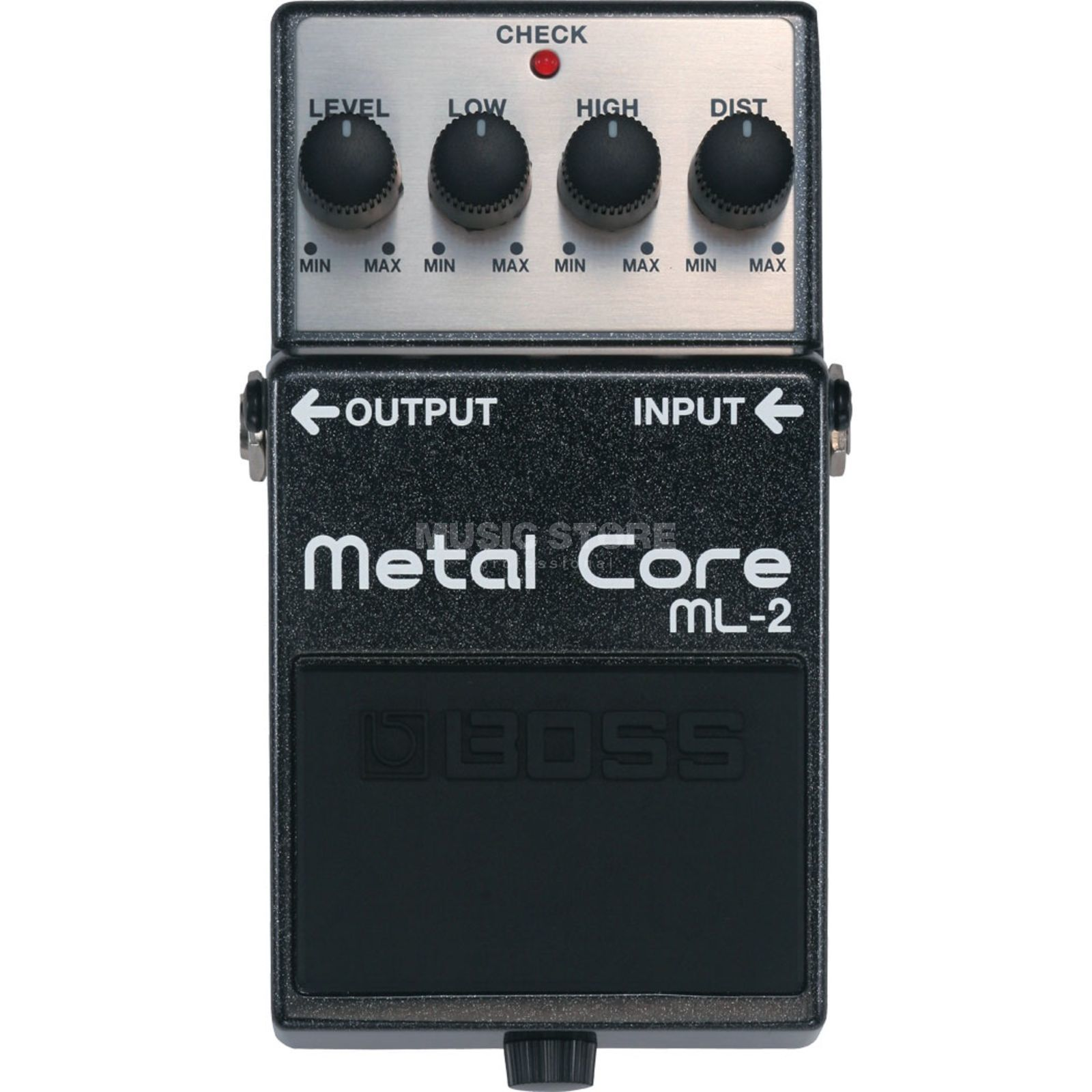 Boss ML-2 Metal Core Pedal    Produktbillede