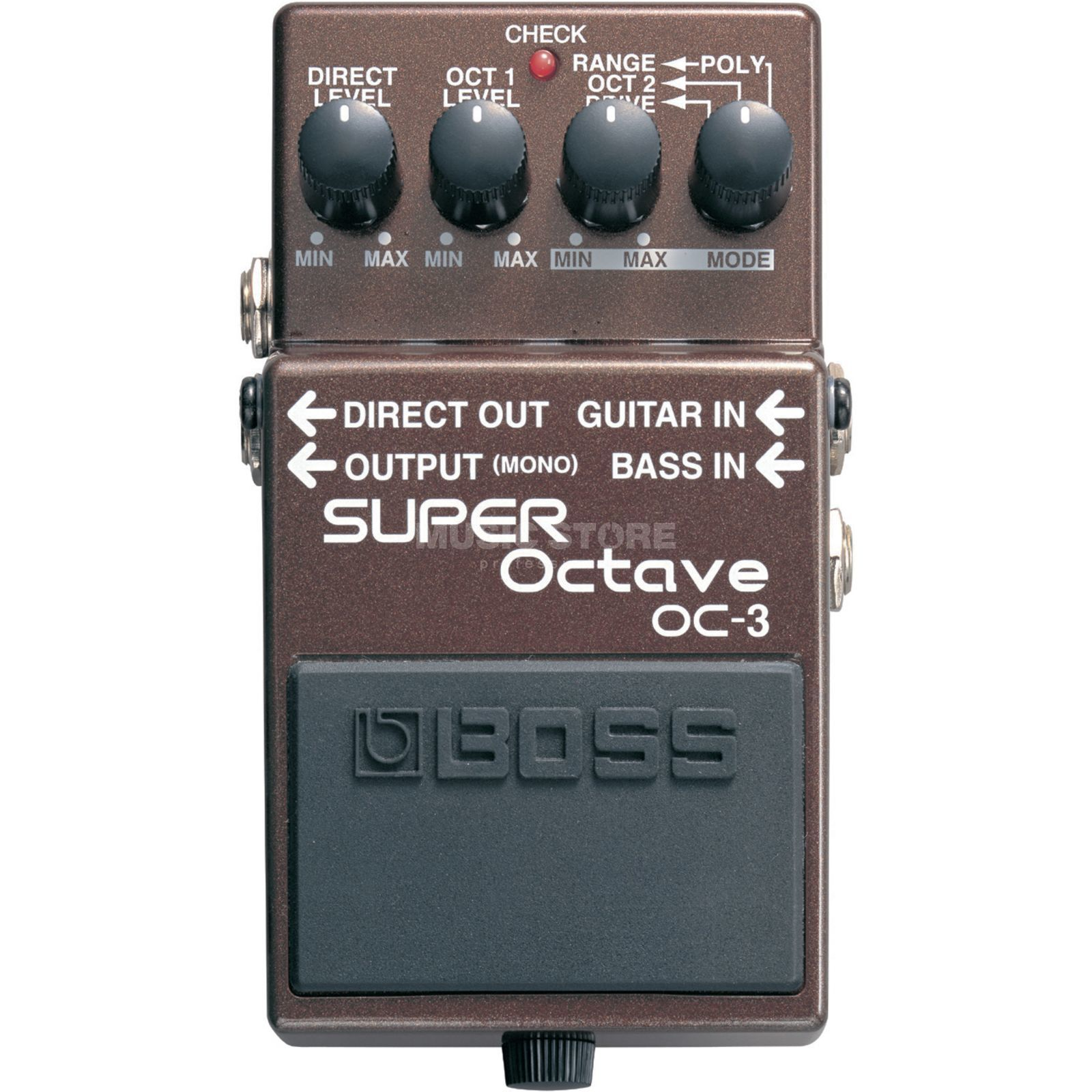 Boss OC-3 Super Octave Pedal    Product Image