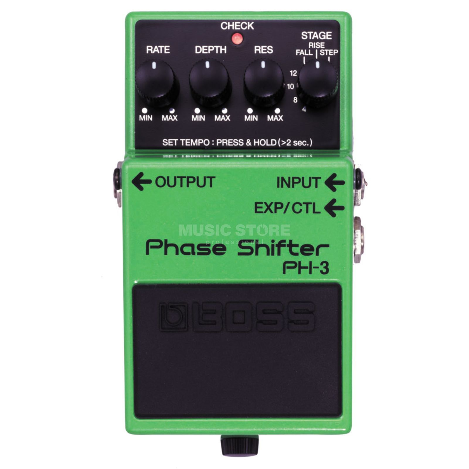 Boss PH-3 Phase Shifter Pedal    Produktbillede