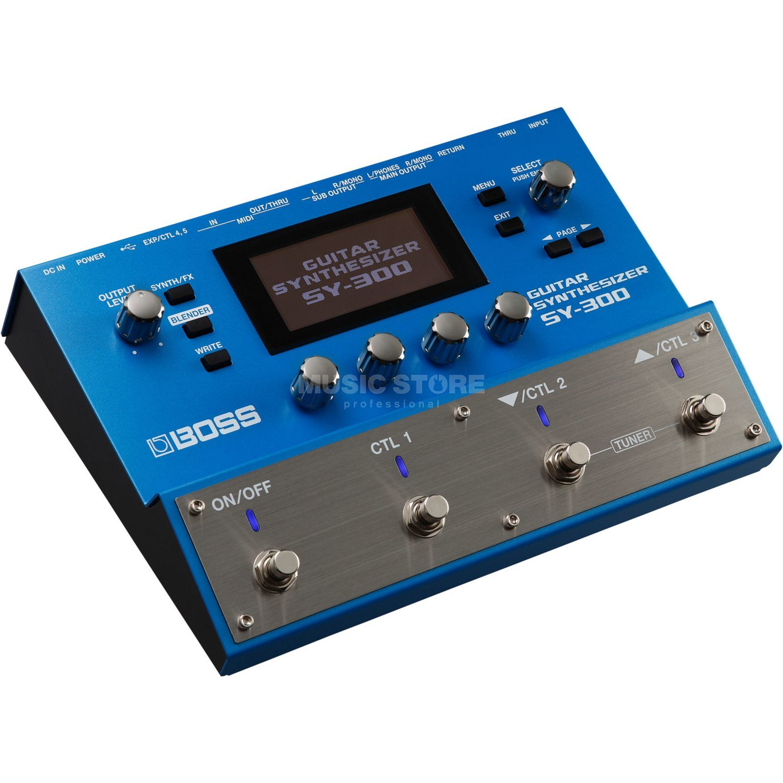 Boss SY-300 Guitar Synthesizer Product Image