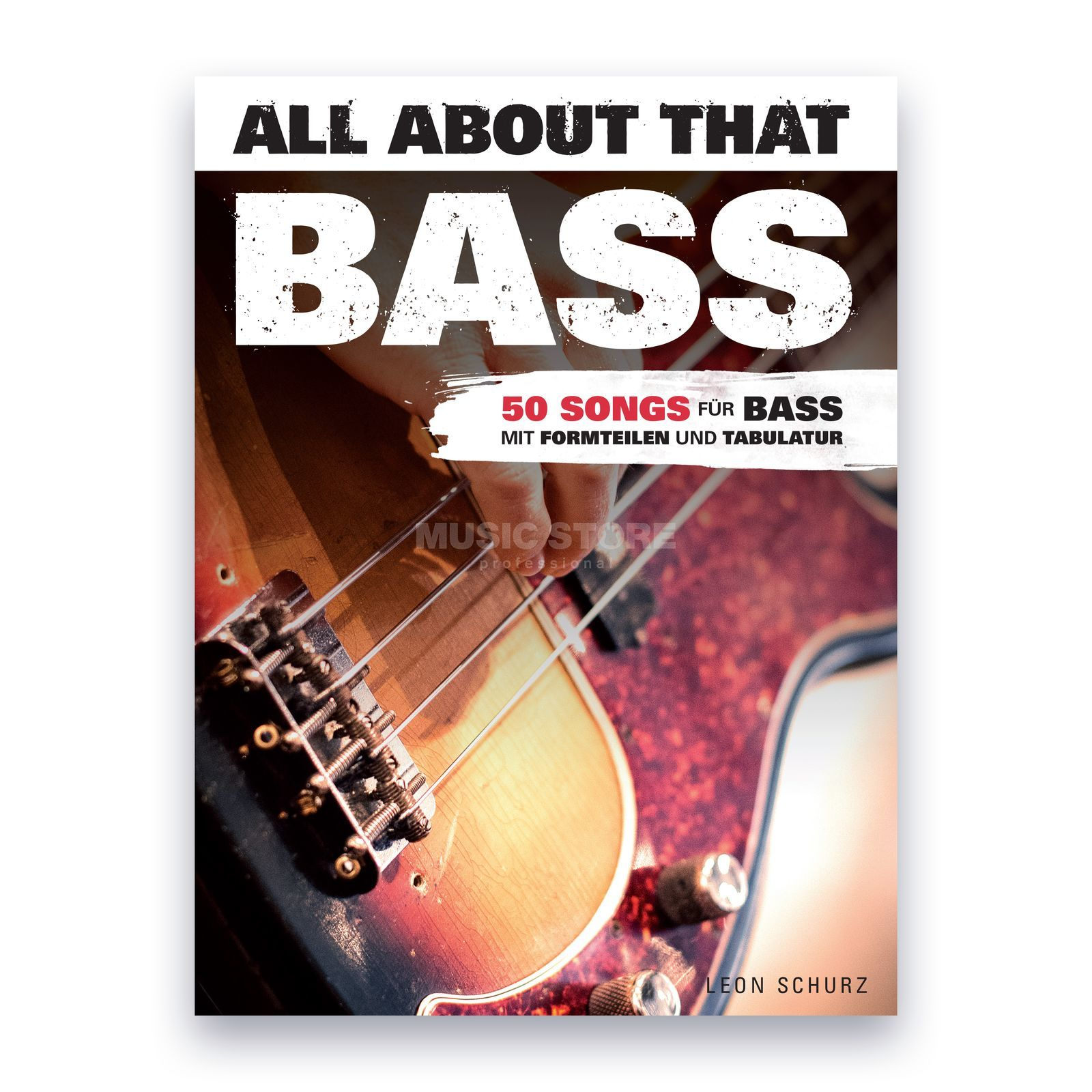 Bosworth Music All About That Bass Immagine prodotto