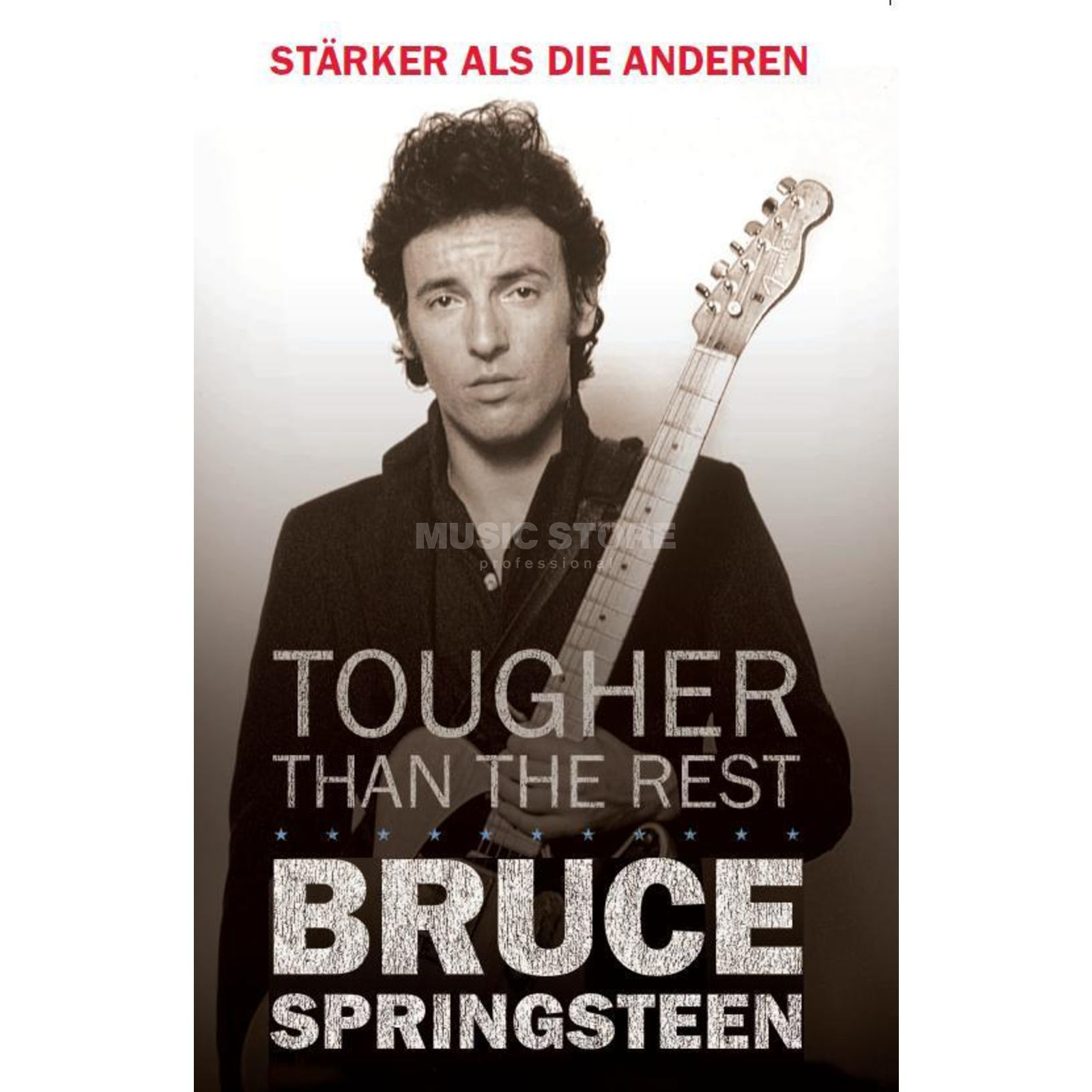 Bosworth Music Bruce Springsteen: Tougher Than The Rest Produktbillede