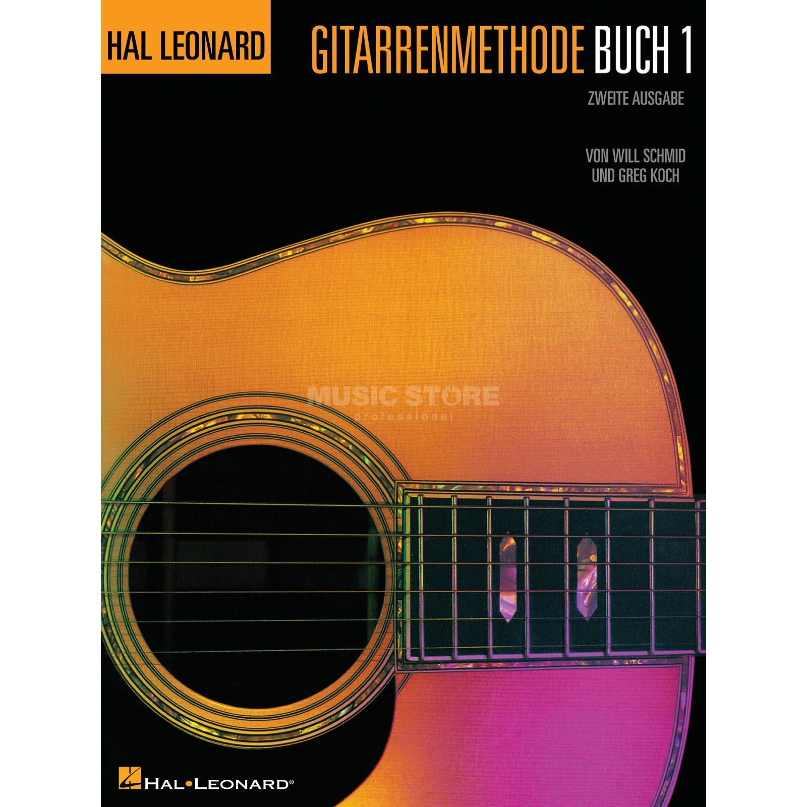 Bosworth Music HLGM Gitarrenmethode Buch 1 Buch und CD Produktbillede