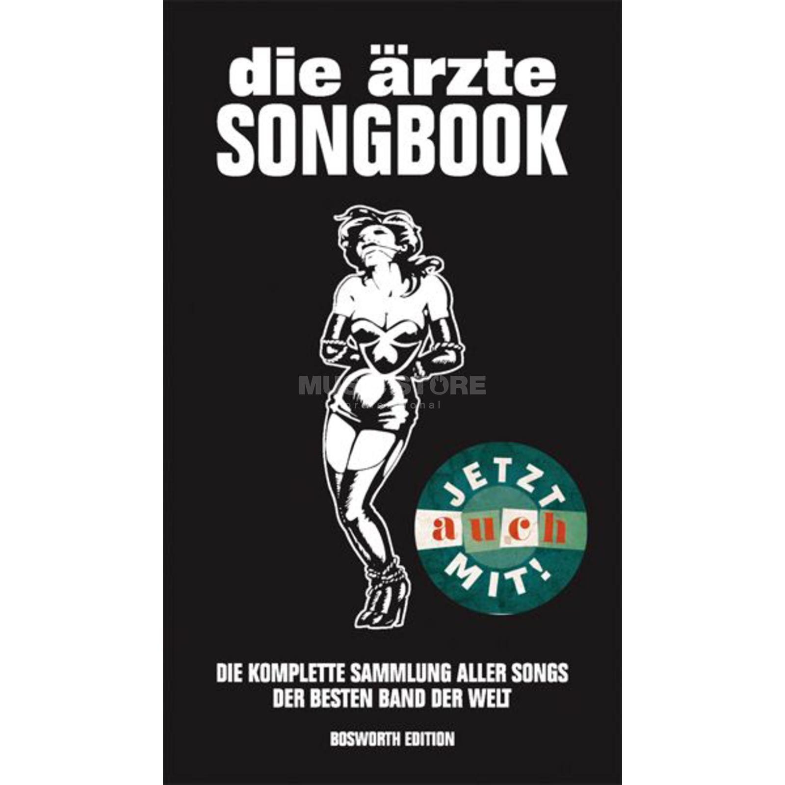 Bosworth Music Little Black Book Die Ärzte Produktbild