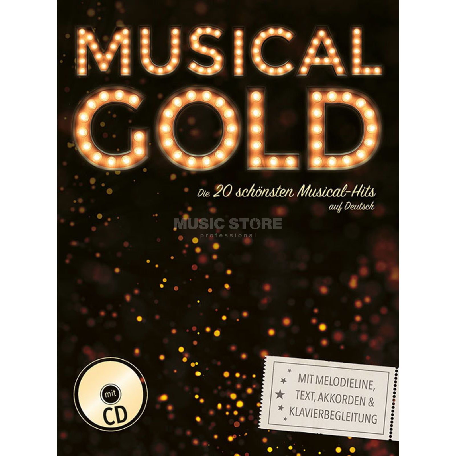 Bosworth Music Musical Gold Product Image