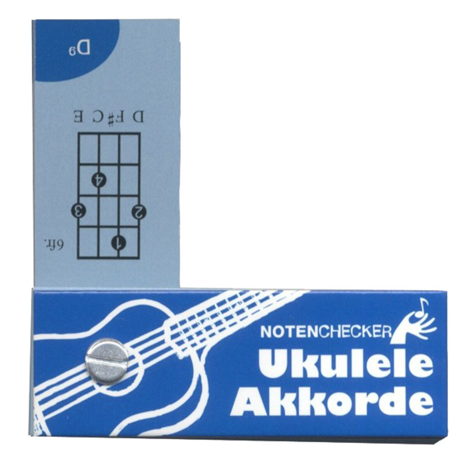 Bosworth Music Notenchecker Ukulele Chords  Produktbild