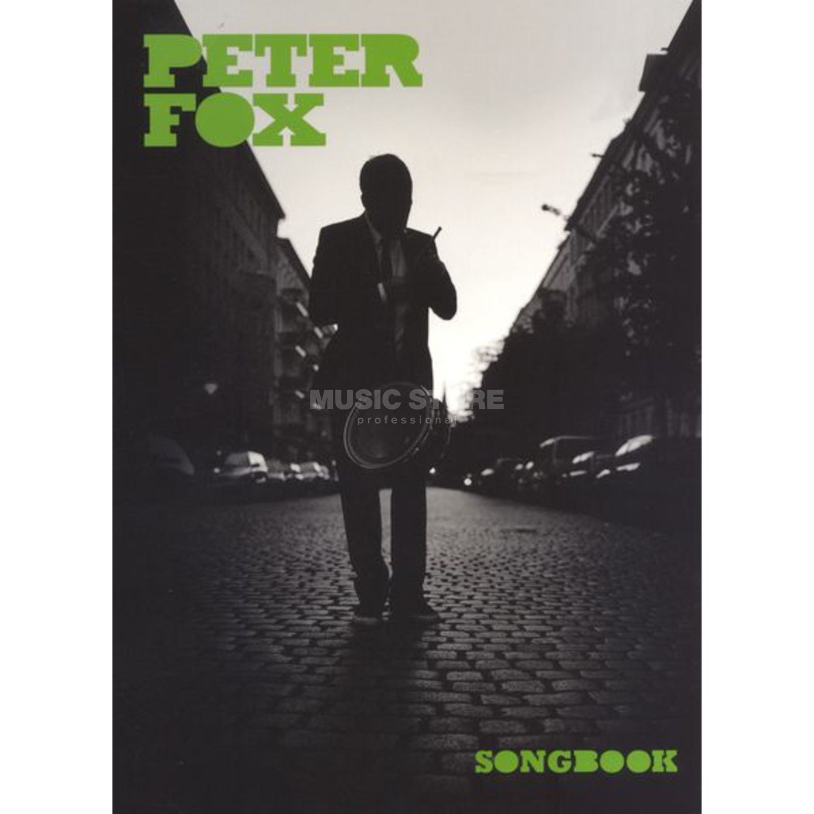 Bosworth Music Peter Fox Songbook Stadtaffe PVG Produktbild
