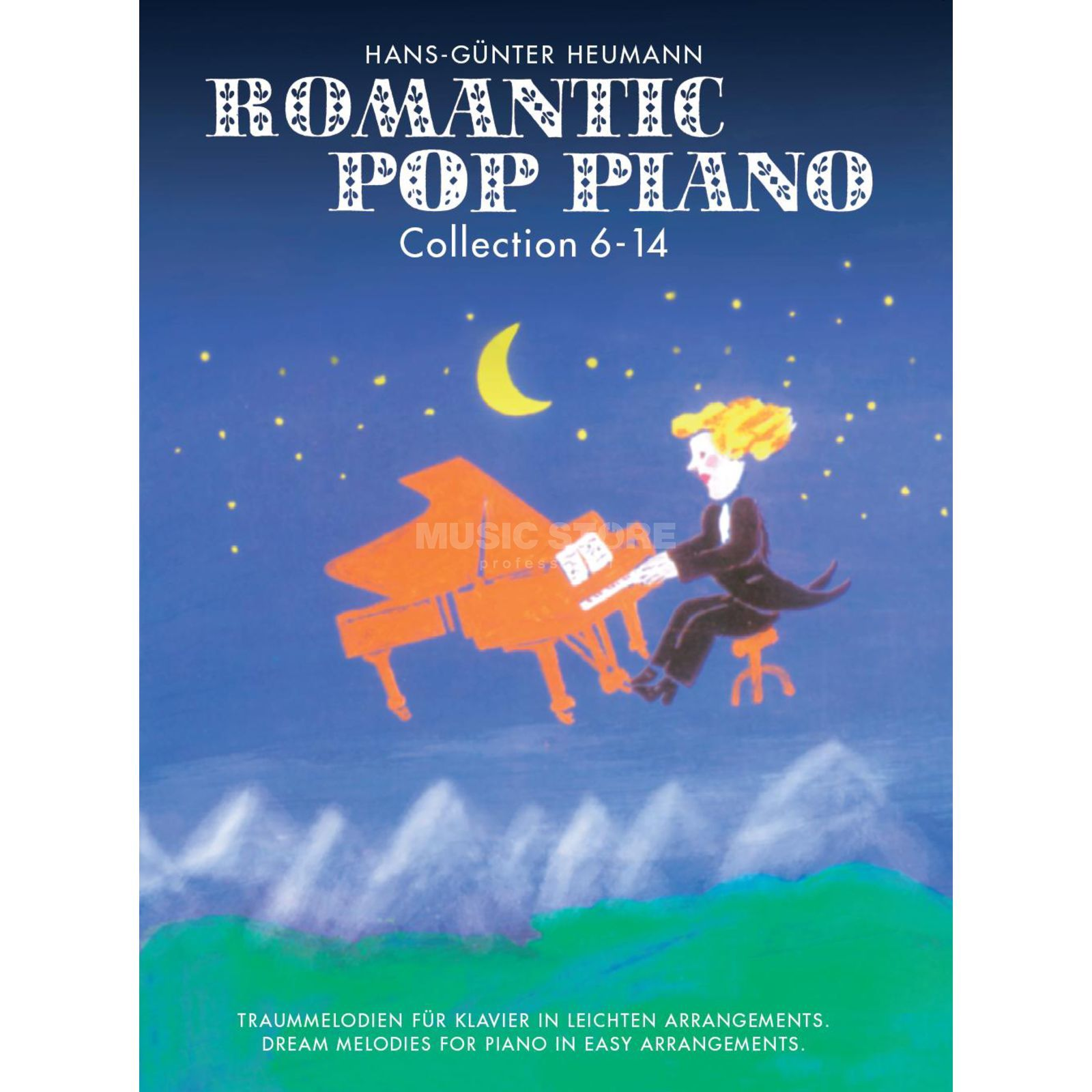Bosworth Music Romantic Pop Piano 6-14 Sammelband Produktbild
