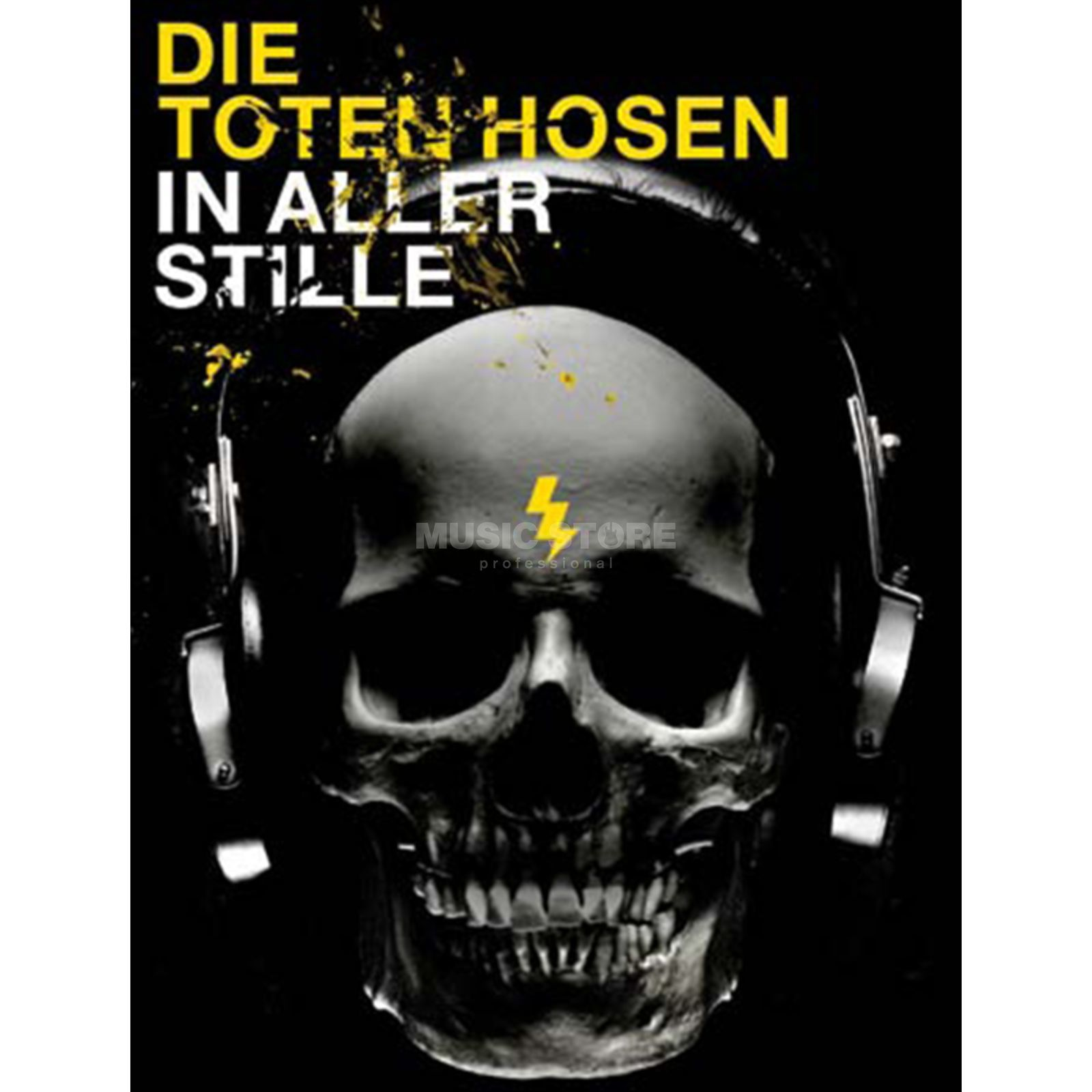 Bosworth Music Toten Hosen: In aller Stille Produktbild