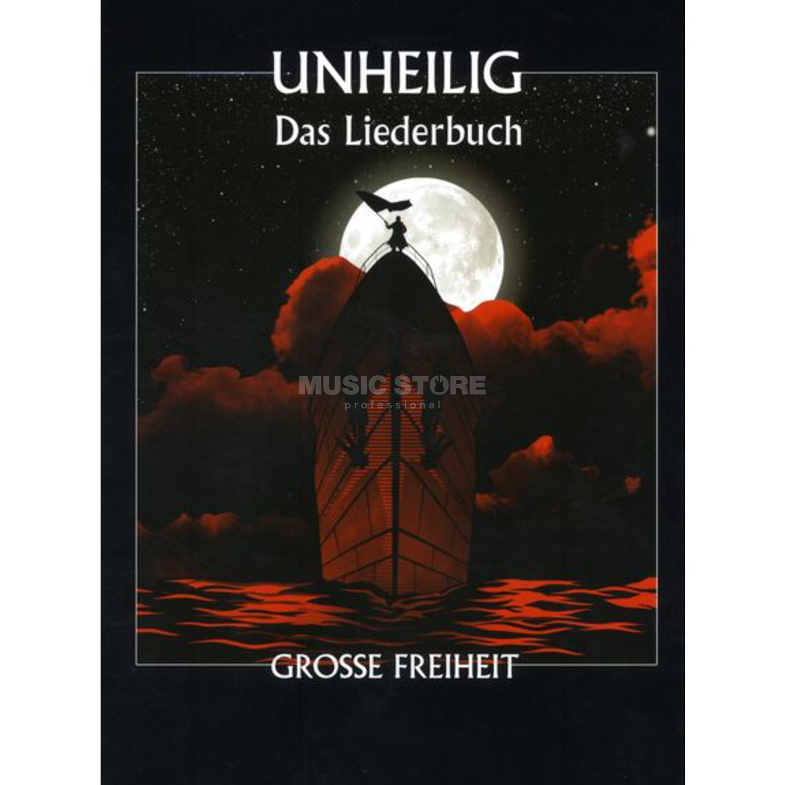 Bosworth Music Unheilig: Grosse Freiheit Produktbild