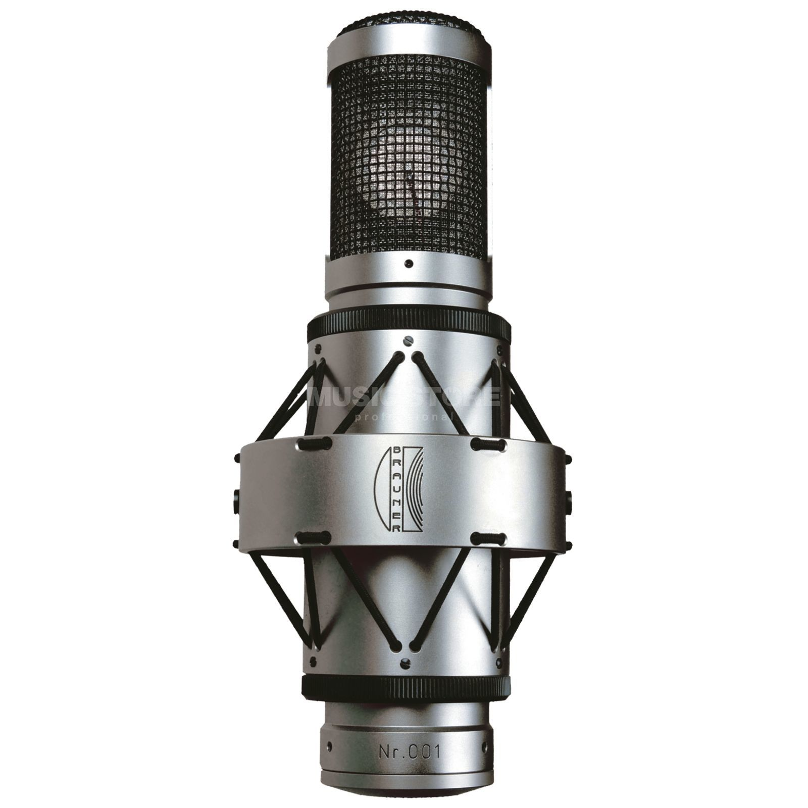 Brauner VMA Tube Microphone incl.  Shock Mount and Tube-VovoxCable Produktbillede