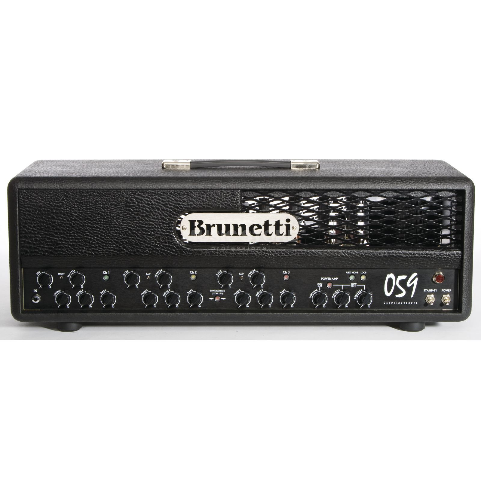 Brunetti Amps 059 Head DEMO Produktbild