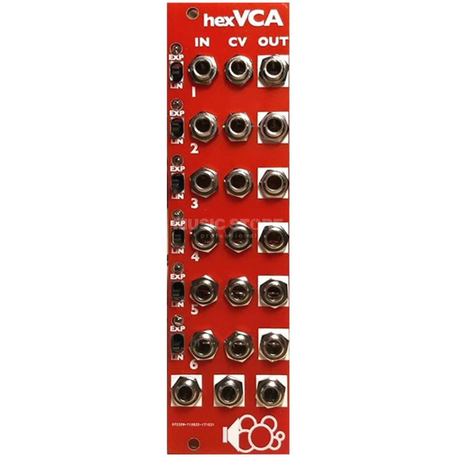 Bubblesound Instruments HEXvca Product Image
