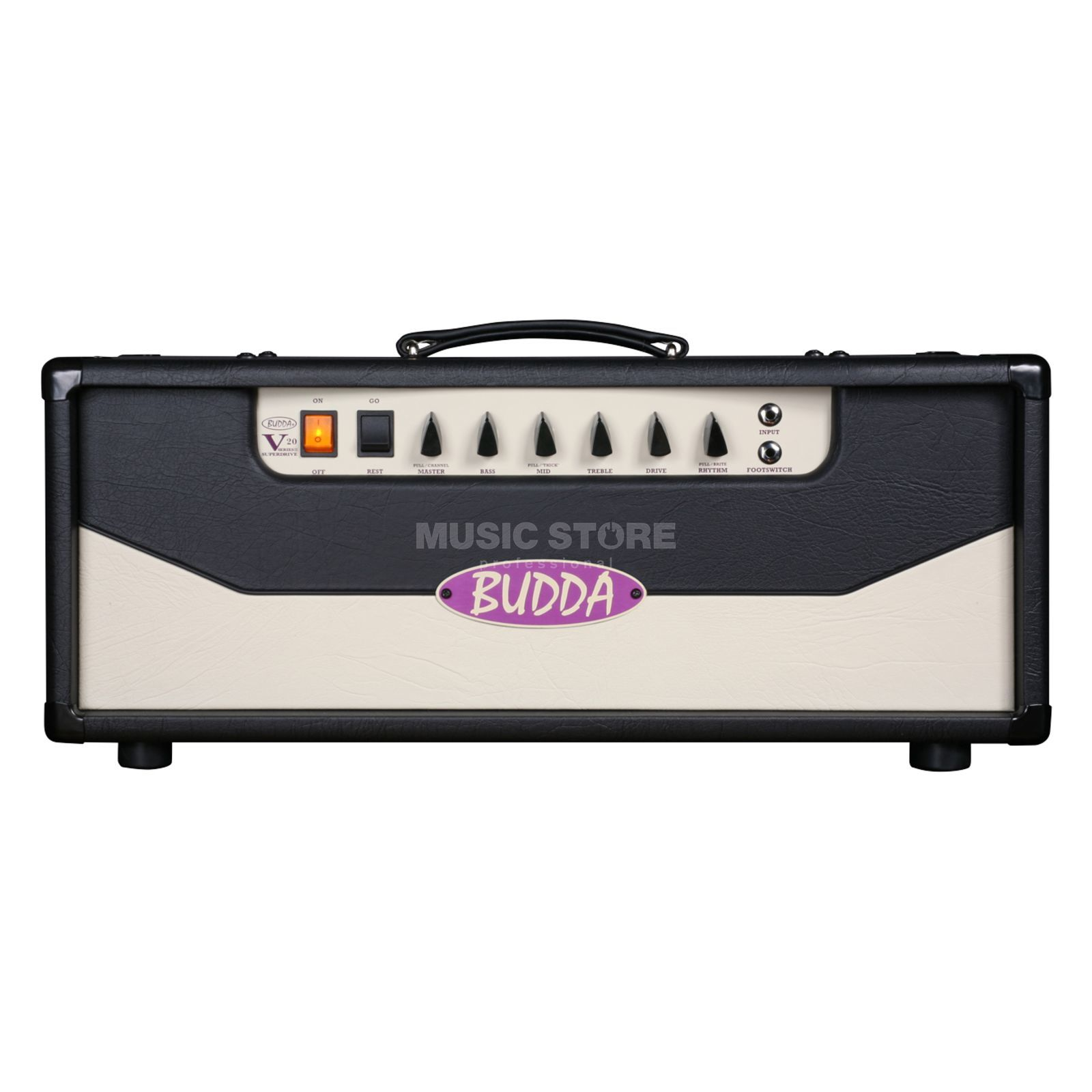 Budda Superdrive Series V20 Head Product Image