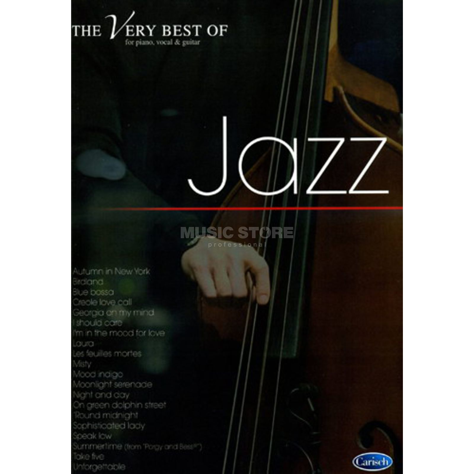 Carisch-Verlag The Very Best Of Jazz Produktbillede