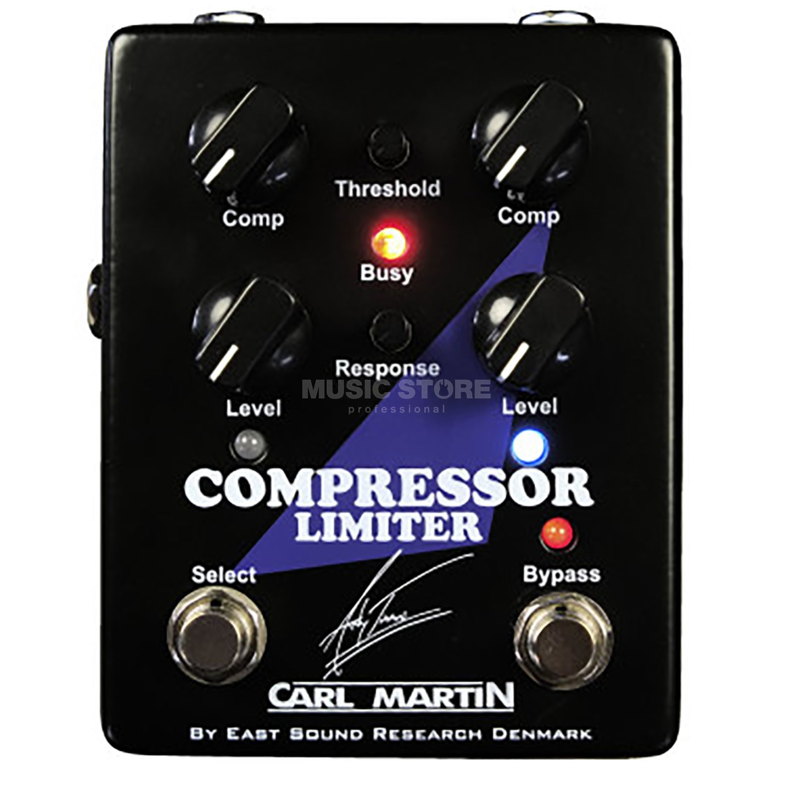 Carl Martin Andy Timmons Signature Compressor Limiter Product Image