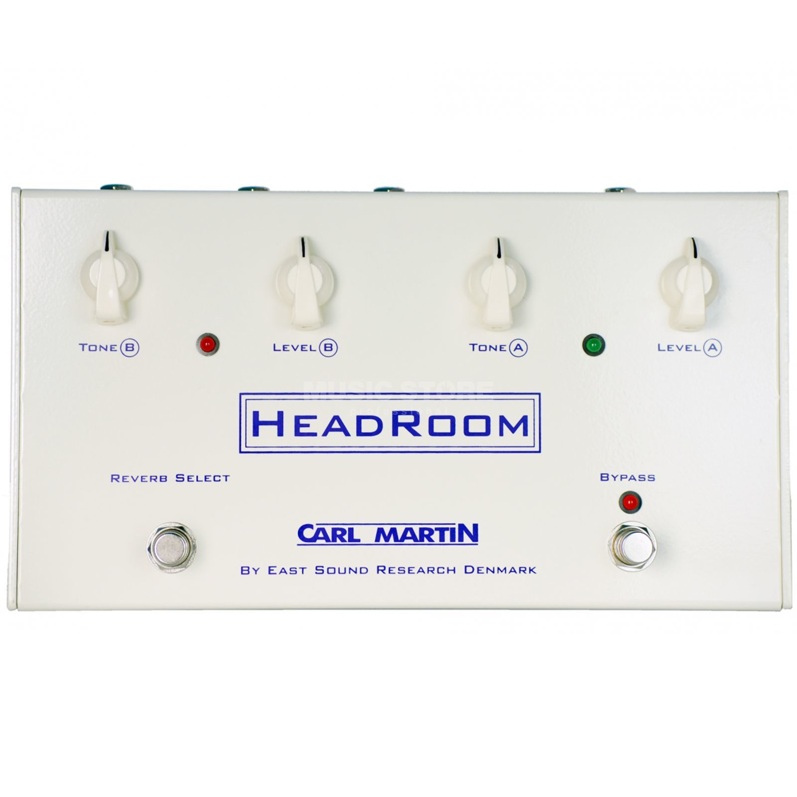 Carl Martin Headroom Spring Reverb Produktbild