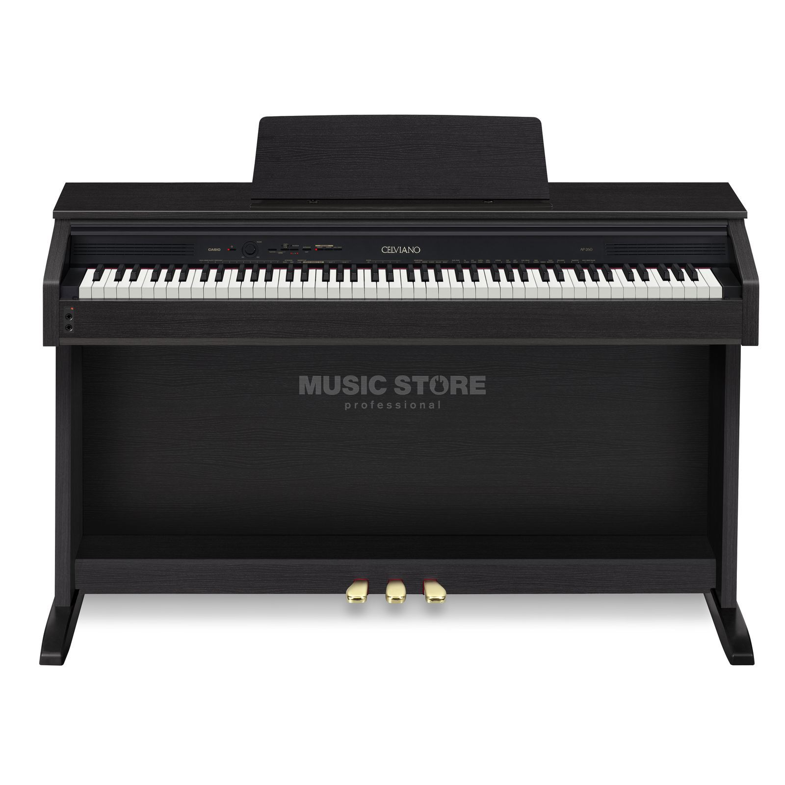 Casio AP 260 B Digital Piano Black Изображение товара