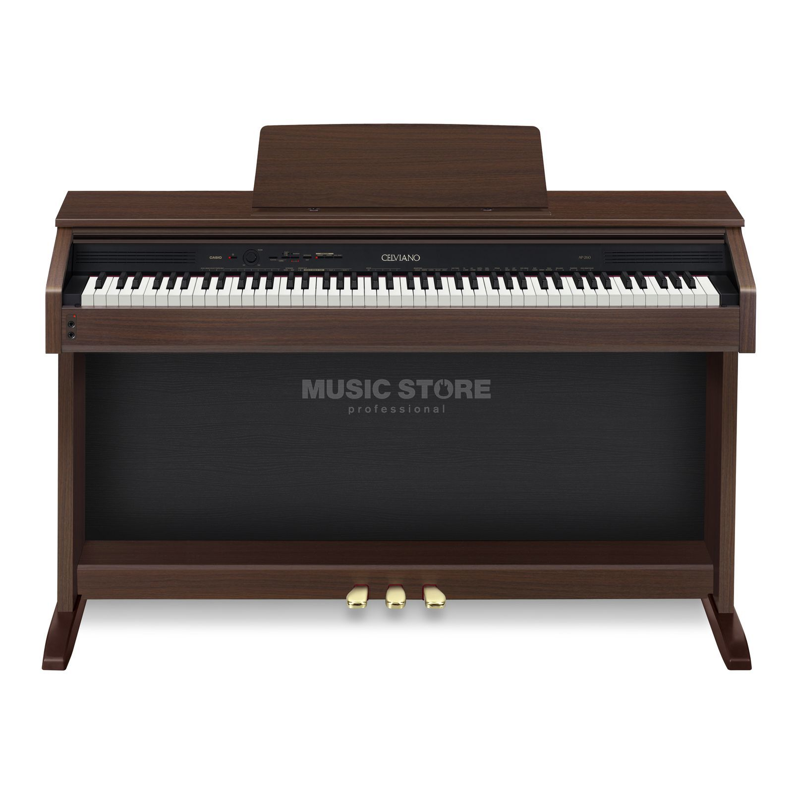 Casio AP 260 BN Digital Piano Brown Produktbillede