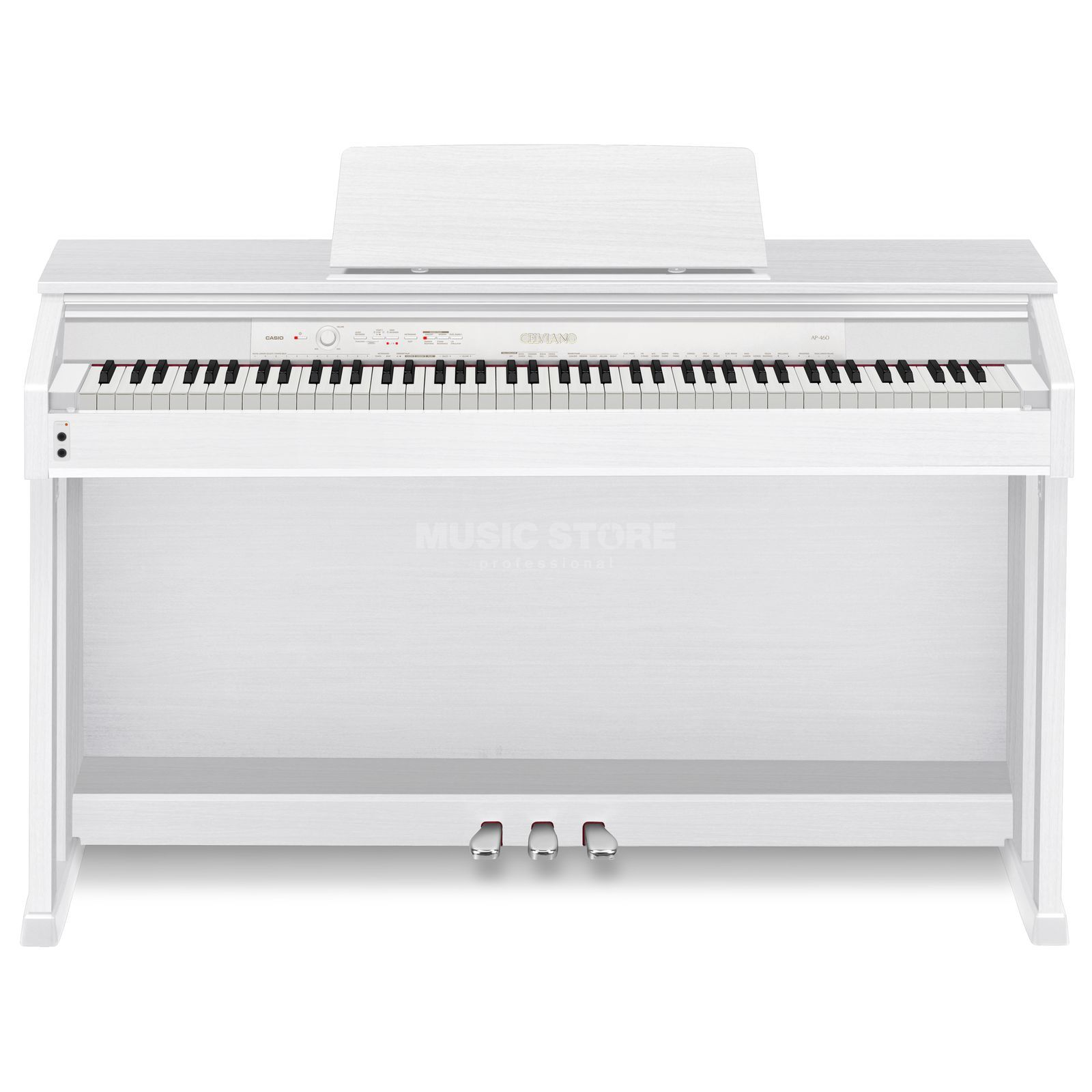 Casio AP 460 WE Digital Piano White Product Image