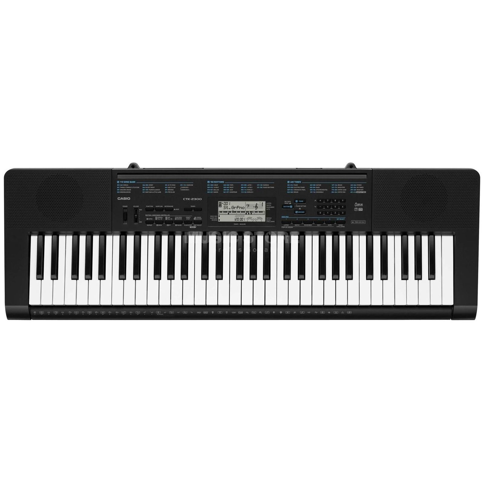 casio keyboard ctk 2300