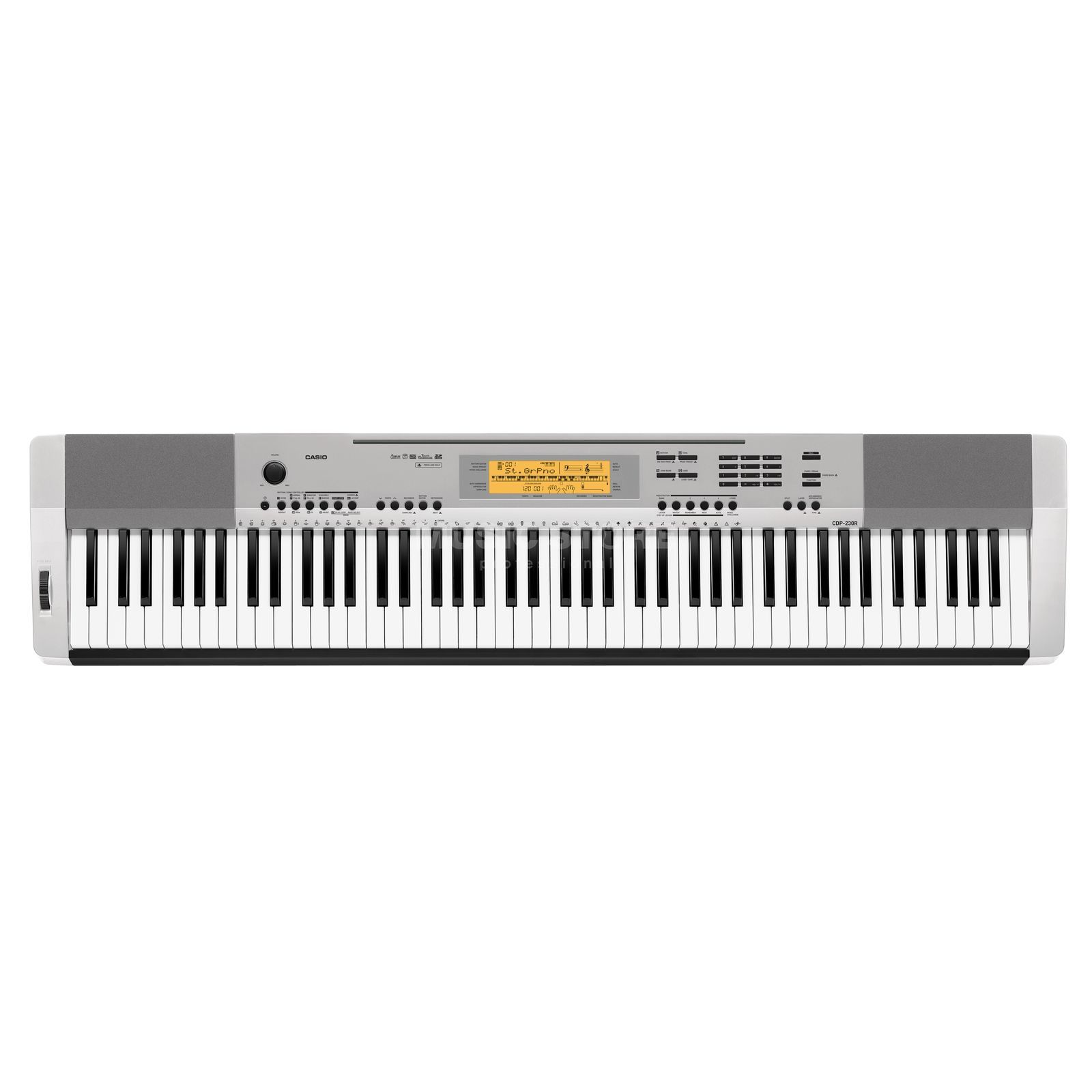 Digital Piano Casio Cdp 230 : casio cdp 230 r sr digital piano silver ~ Vivirlamusica.com Haus und Dekorationen