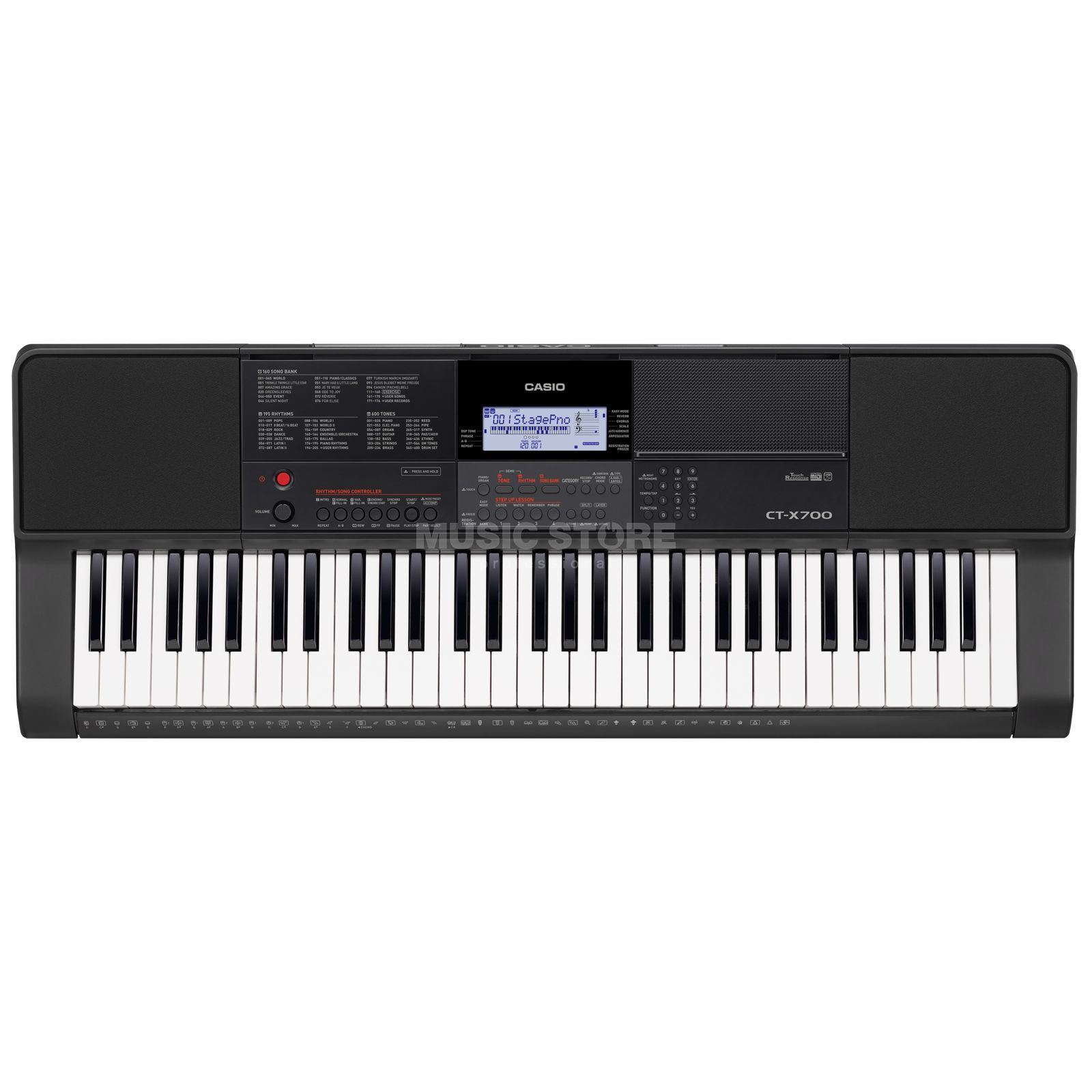 Casio CT-X700 Produktbild