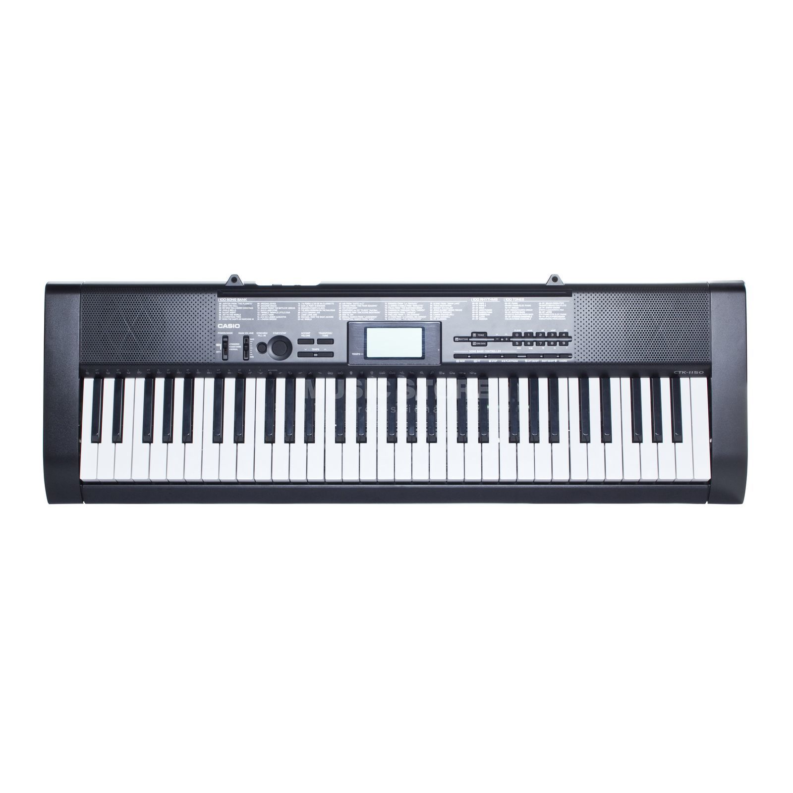Casio CTK-1500 61-Note Portable Keyb Identical with CTK-1100 Produktbillede