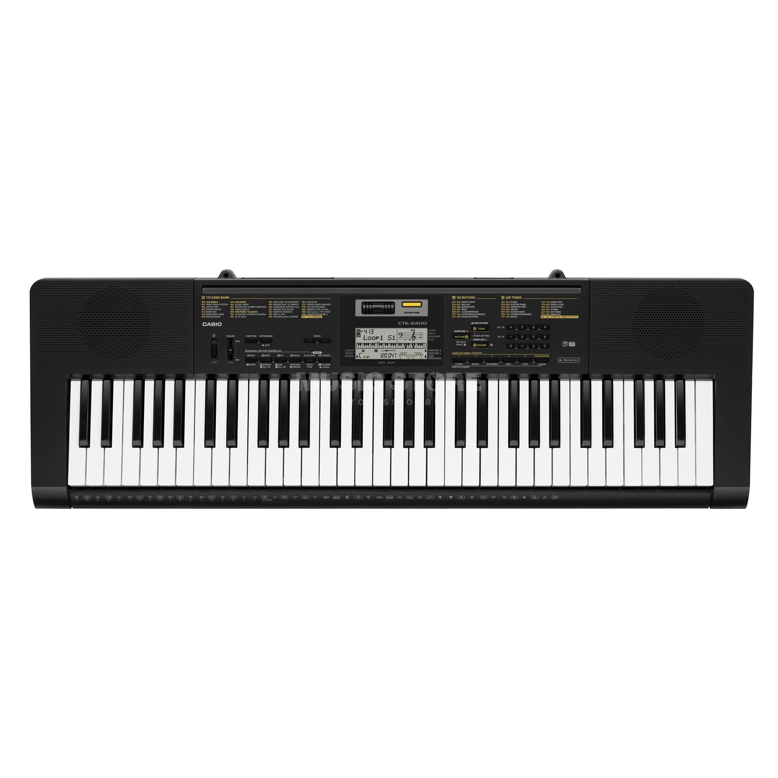 Casio CTK-2400 Digital Keyboard Produktbillede