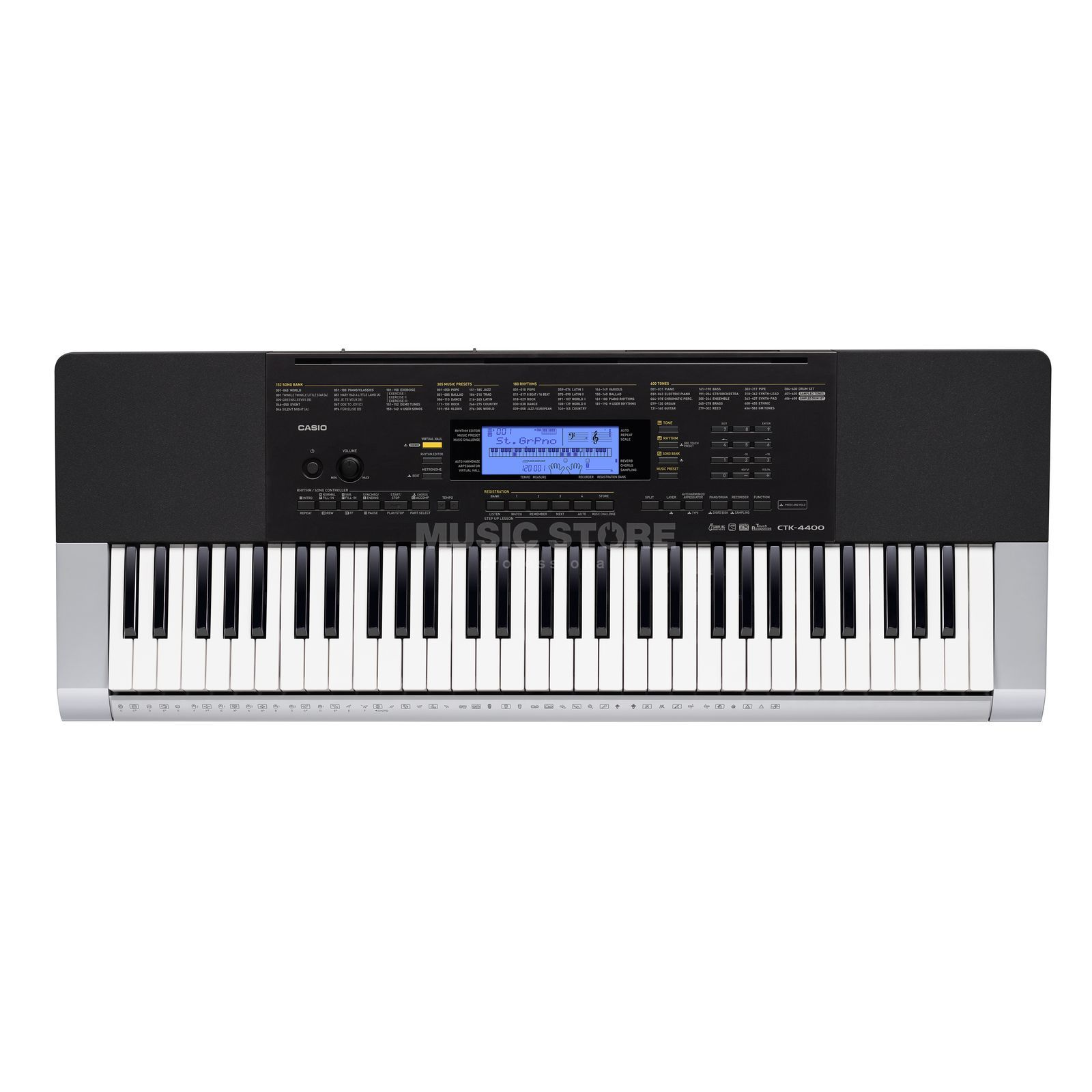 Casio CTK-4400 Digital Keyboard Product Image