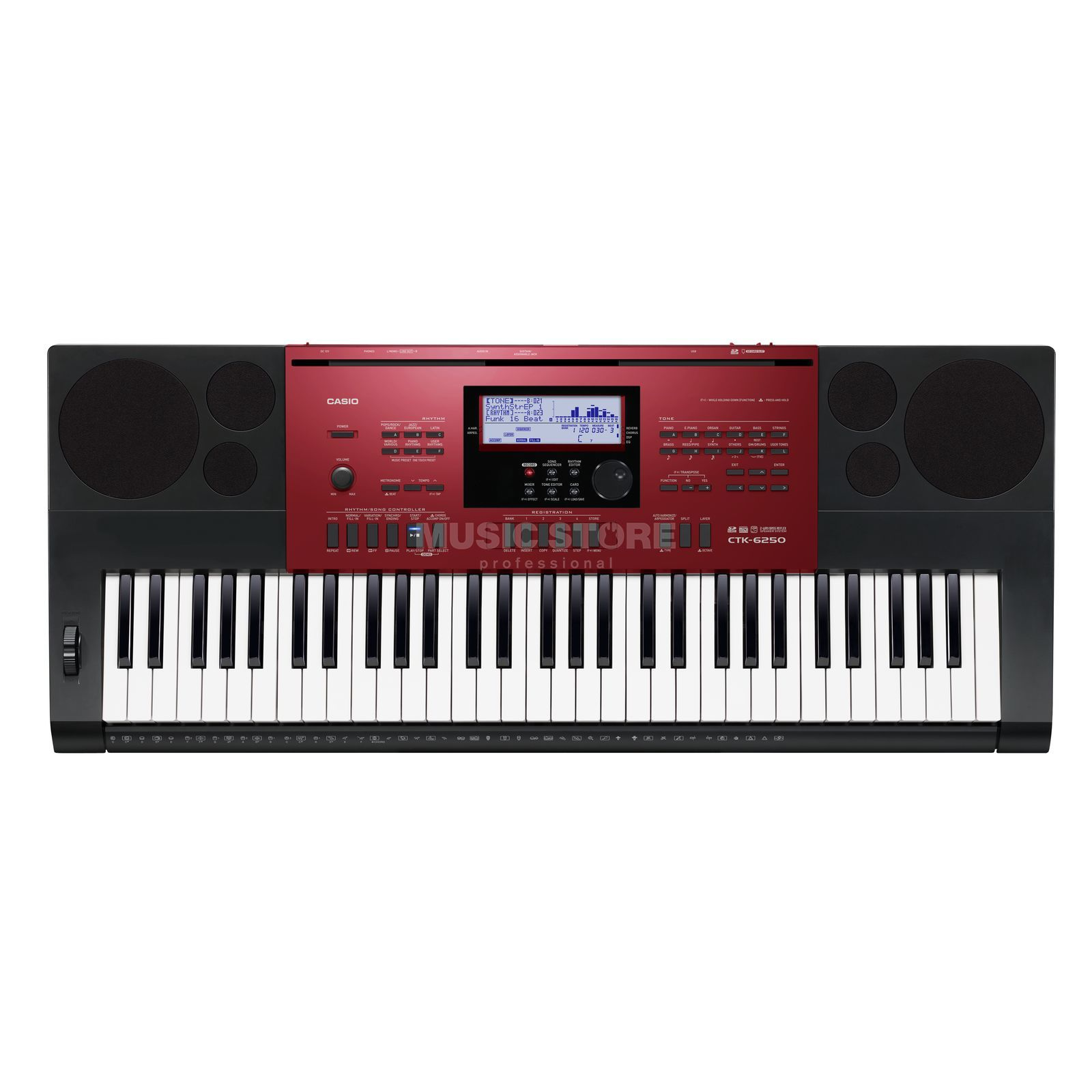 Casio CTK-6250 Portable Keyboard Produktbild